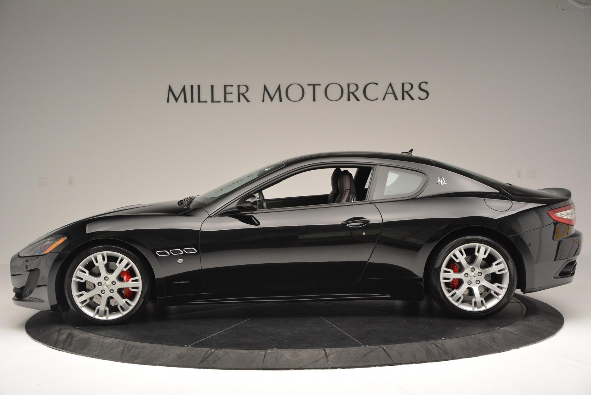 Used 2013 Maserati GranTurismo Sport For Sale In Greenwich, CT 46_p3
