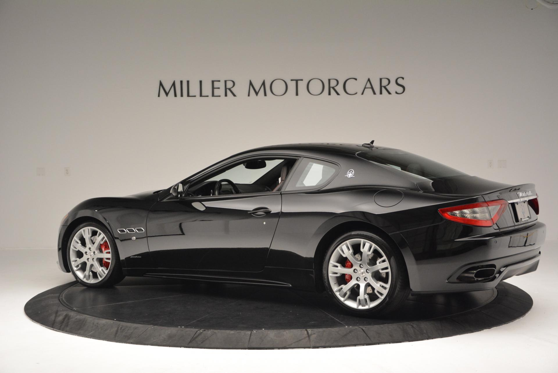 Used 2013 Maserati GranTurismo Sport For Sale In Greenwich, CT 46_p4