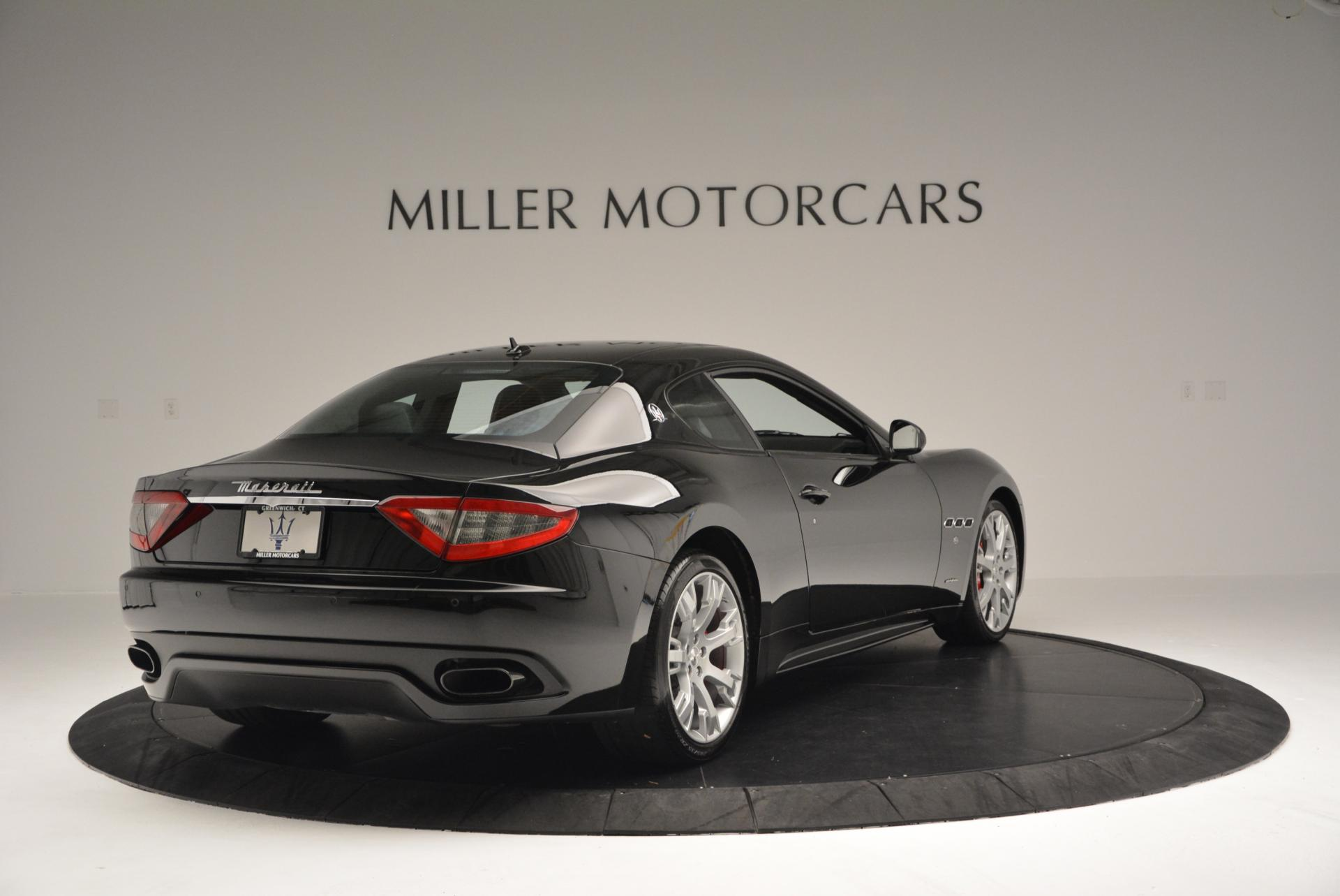 Used 2013 Maserati GranTurismo Sport For Sale In Greenwich, CT 46_p7