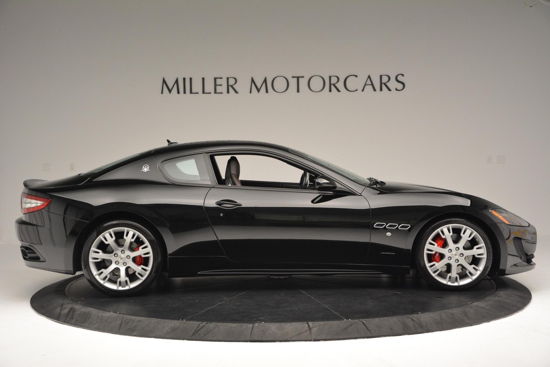 Used 2013 Maserati GranTurismo Sport For Sale In Greenwich, CT 46_p9