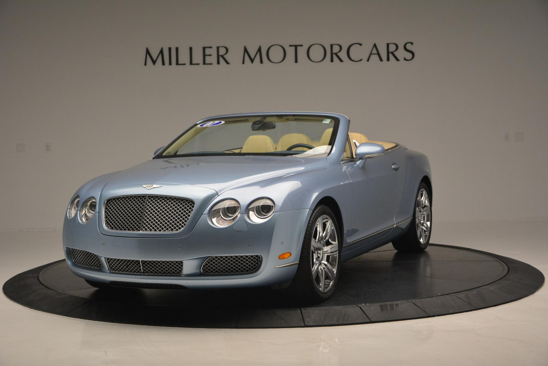 Used 2007 Bentley Continental GTC  For Sale In Greenwich, CT