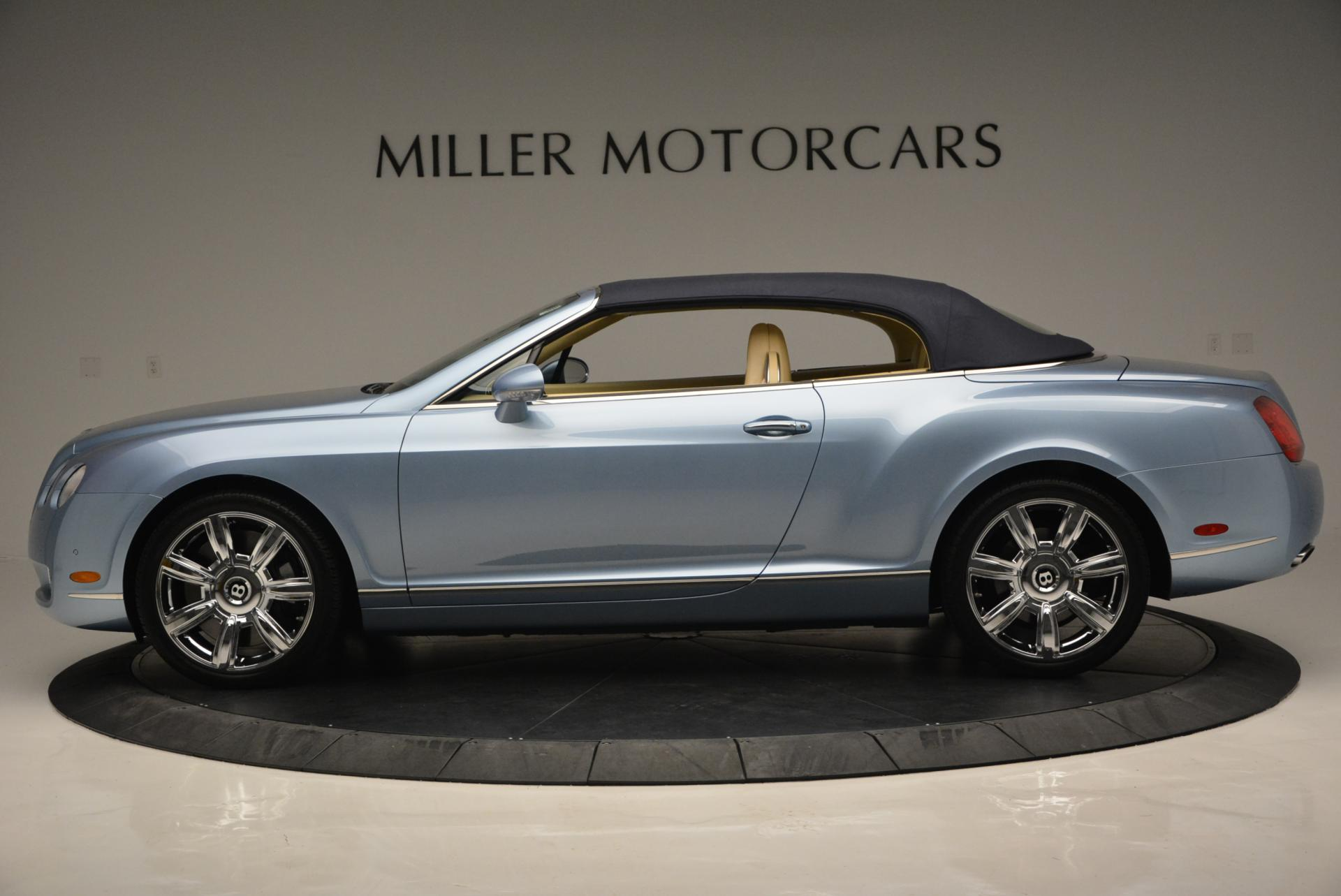 Used 2007 Bentley Continental GTC  For Sale In Greenwich, CT 495_p15