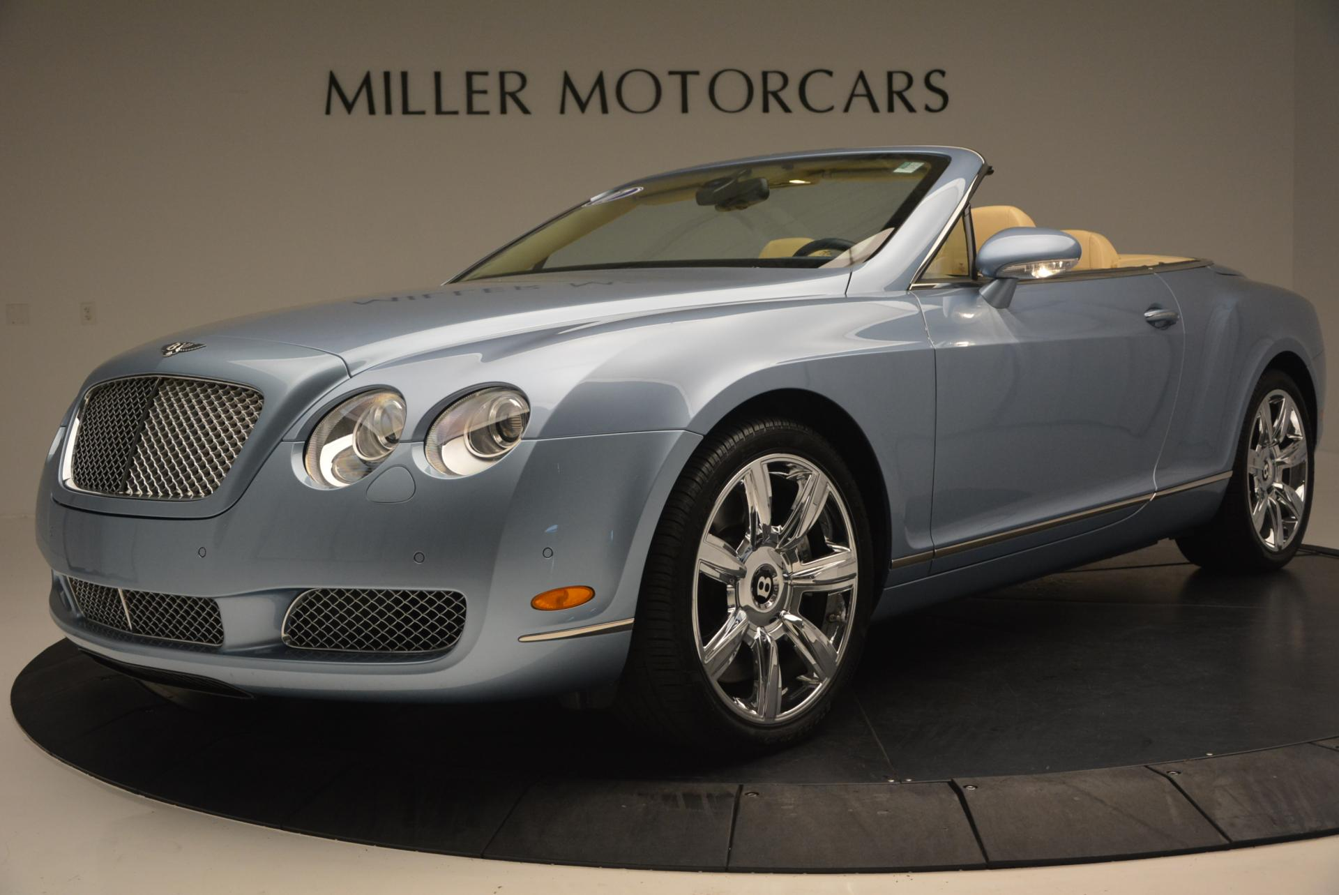 Used 2007 Bentley Continental GTC  For Sale In Greenwich, CT 495_p27