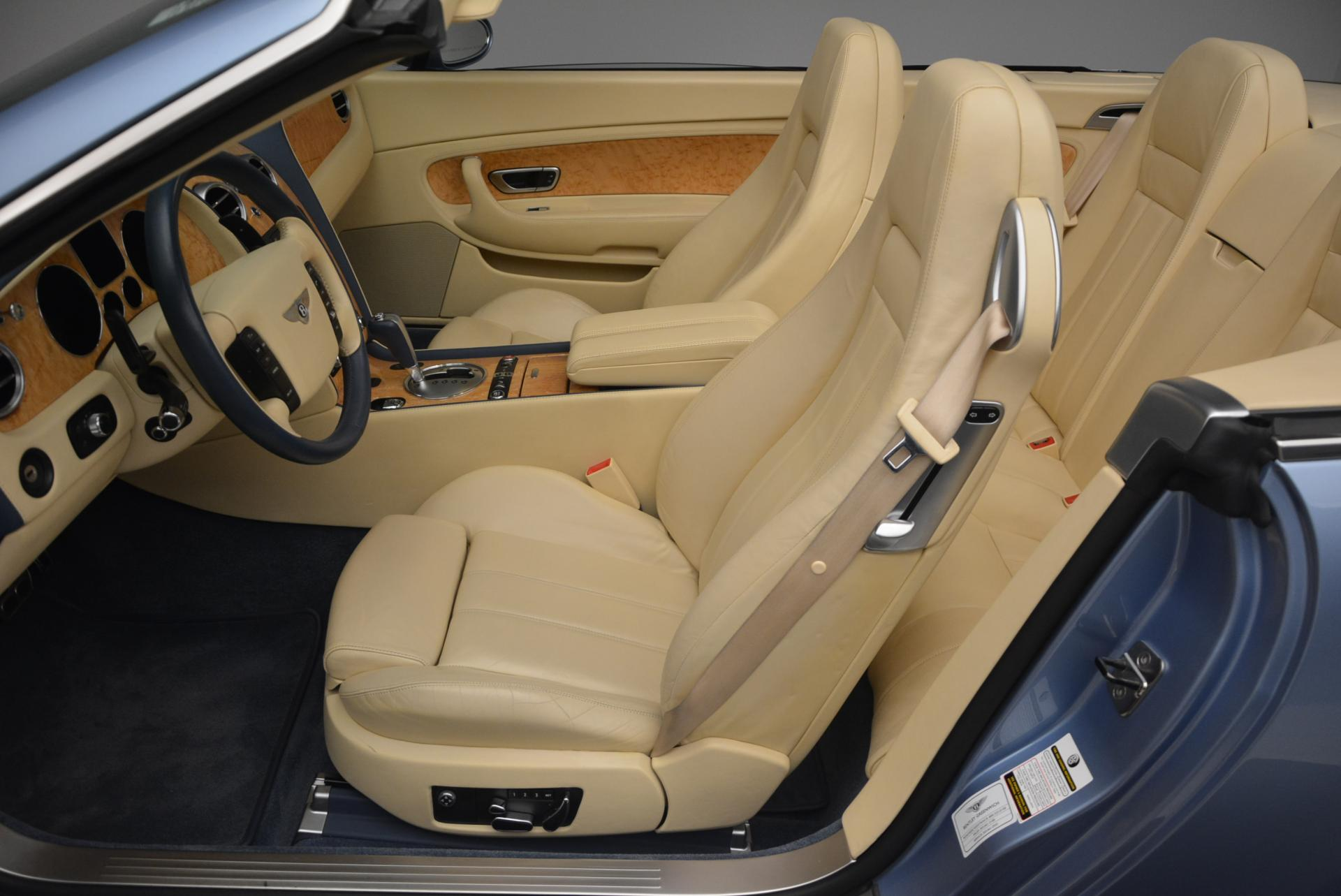 Used 2007 Bentley Continental GTC  For Sale In Greenwich, CT 495_p32