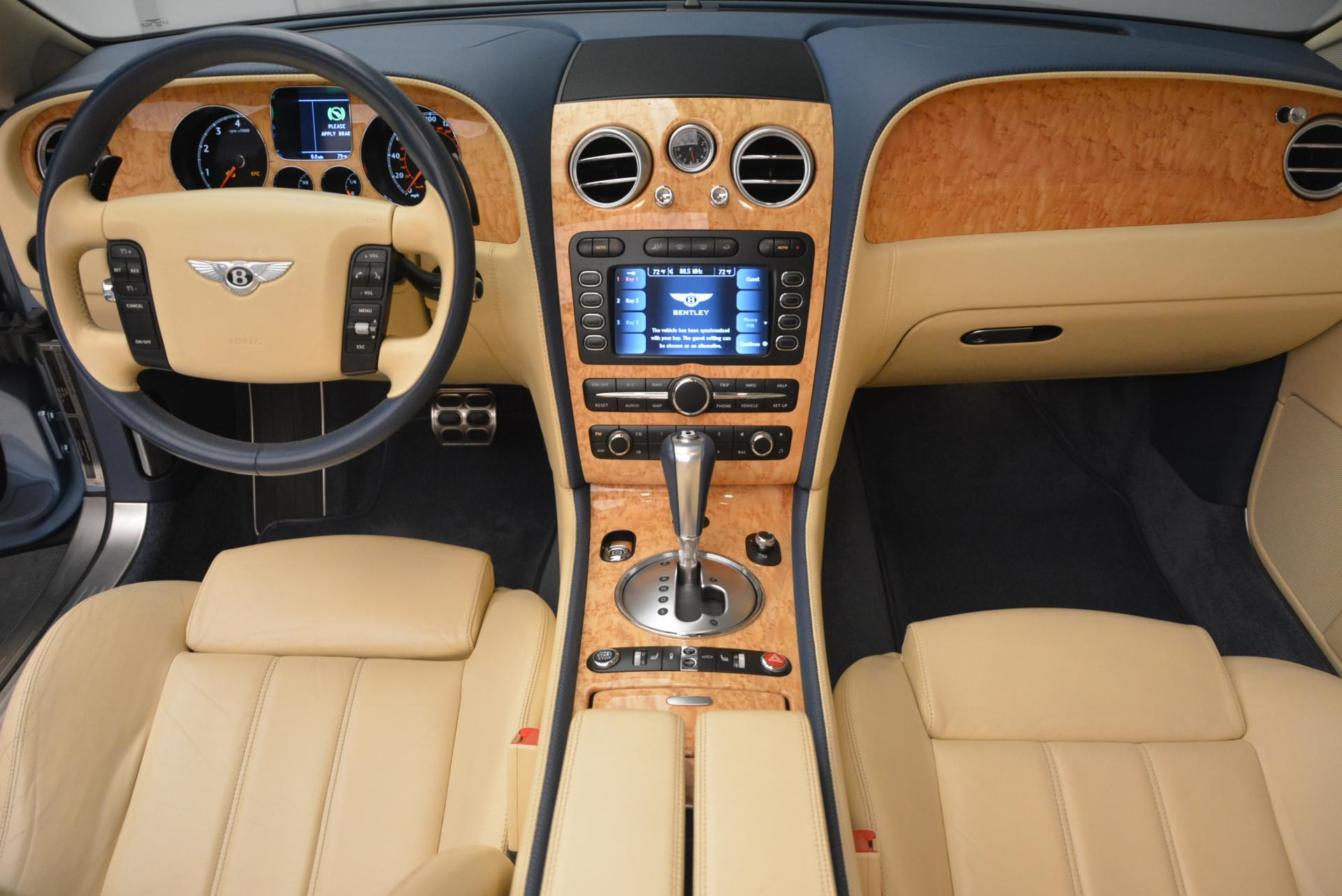 Used 2007 Bentley Continental GTC  For Sale In Greenwich, CT 495_p37