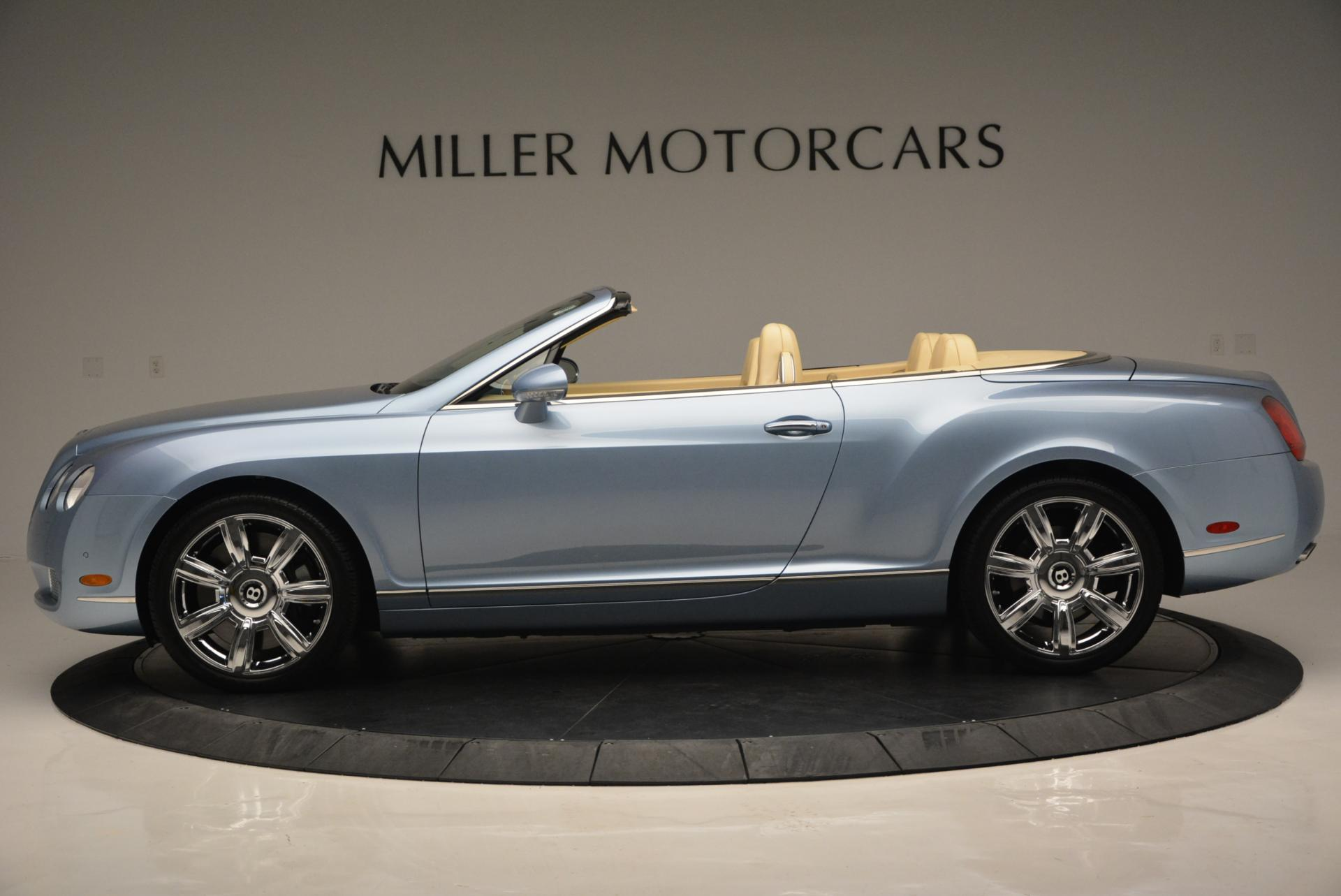 Used 2007 Bentley Continental GTC  For Sale In Greenwich, CT 495_p3