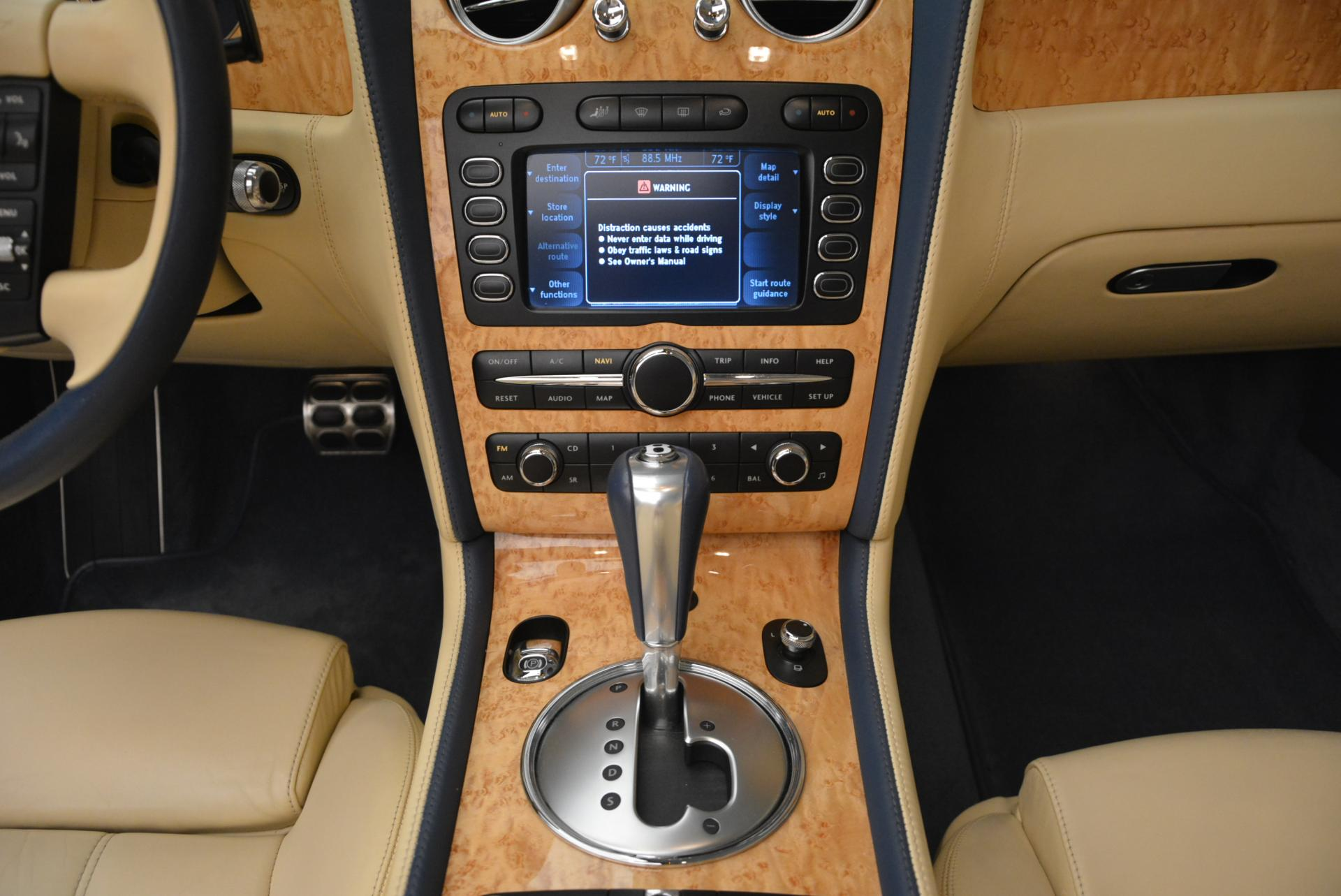 Used 2007 Bentley Continental GTC  For Sale In Greenwich, CT 495_p41