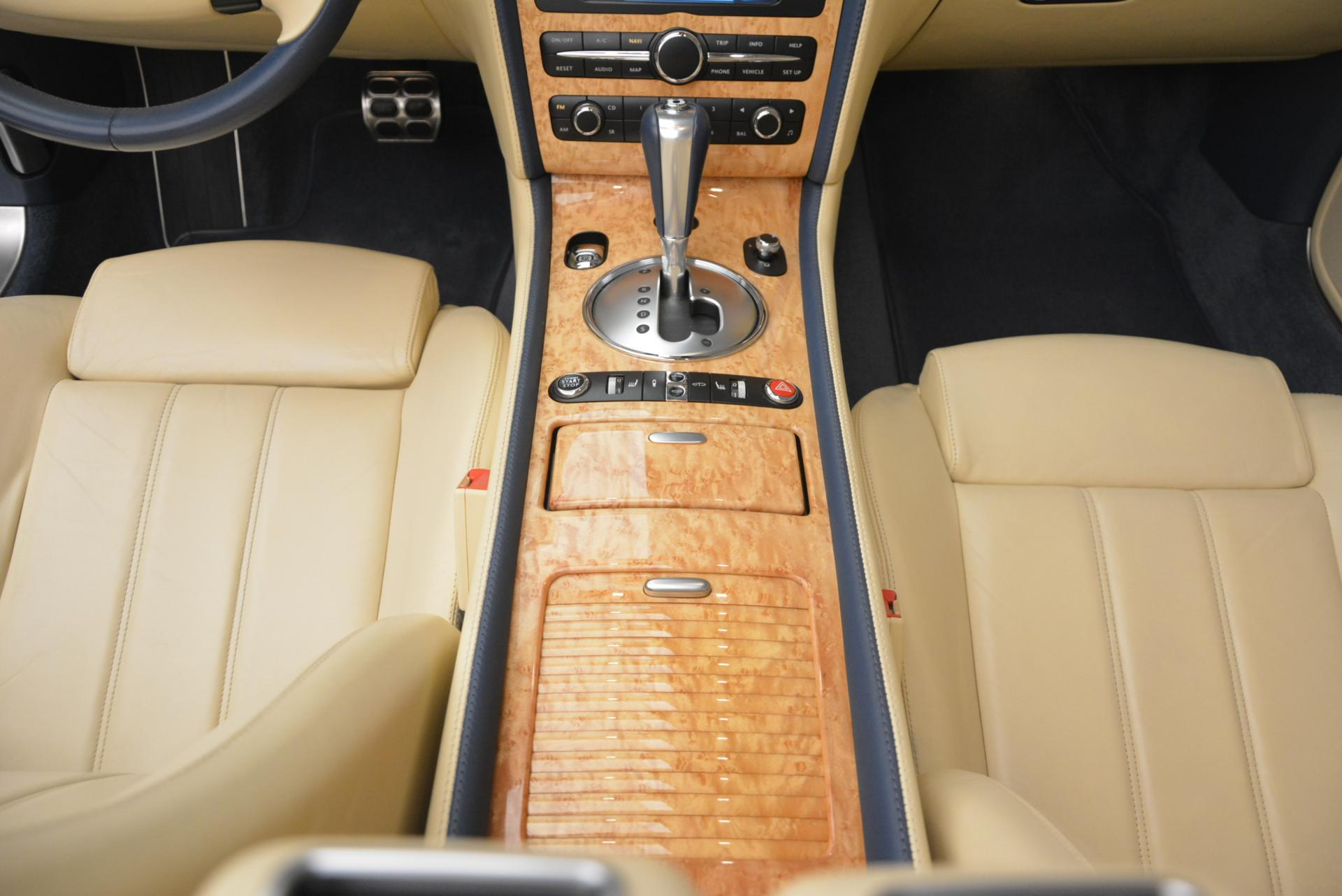 Used 2007 Bentley Continental GTC  For Sale In Greenwich, CT 495_p43