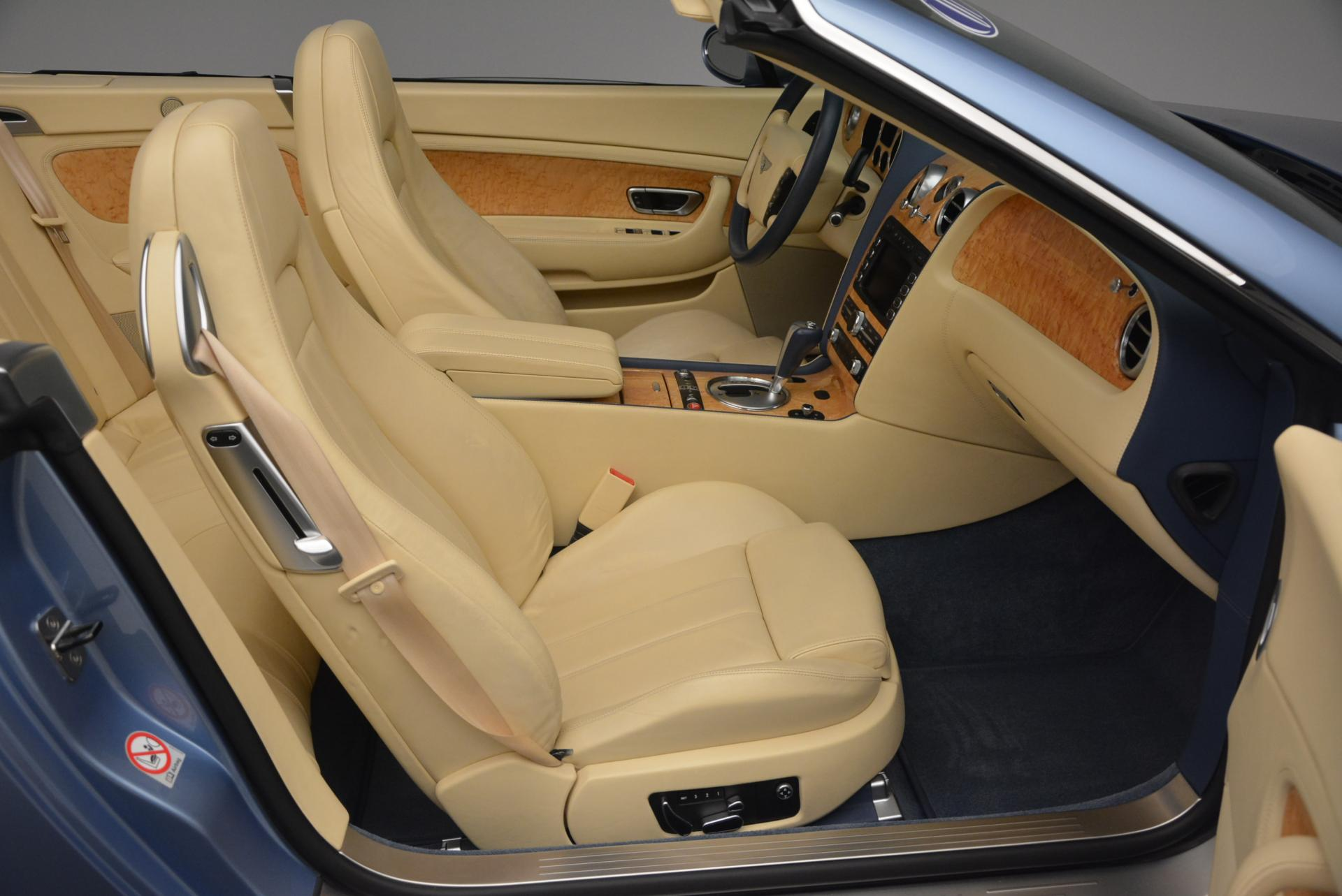 Used 2007 Bentley Continental GTC  For Sale In Greenwich, CT 495_p47