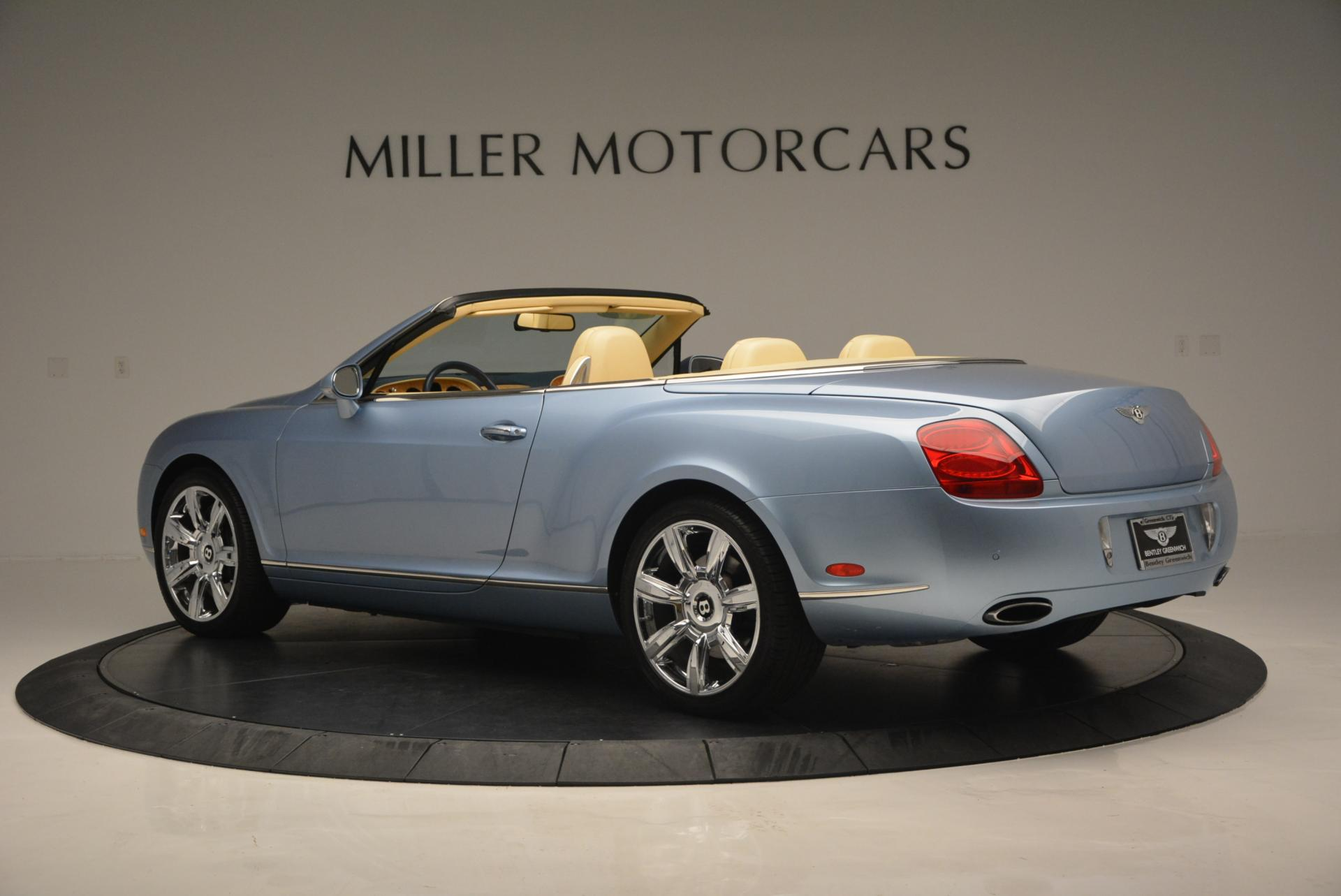 Used 2007 Bentley Continental GTC  For Sale In Greenwich, CT 495_p4