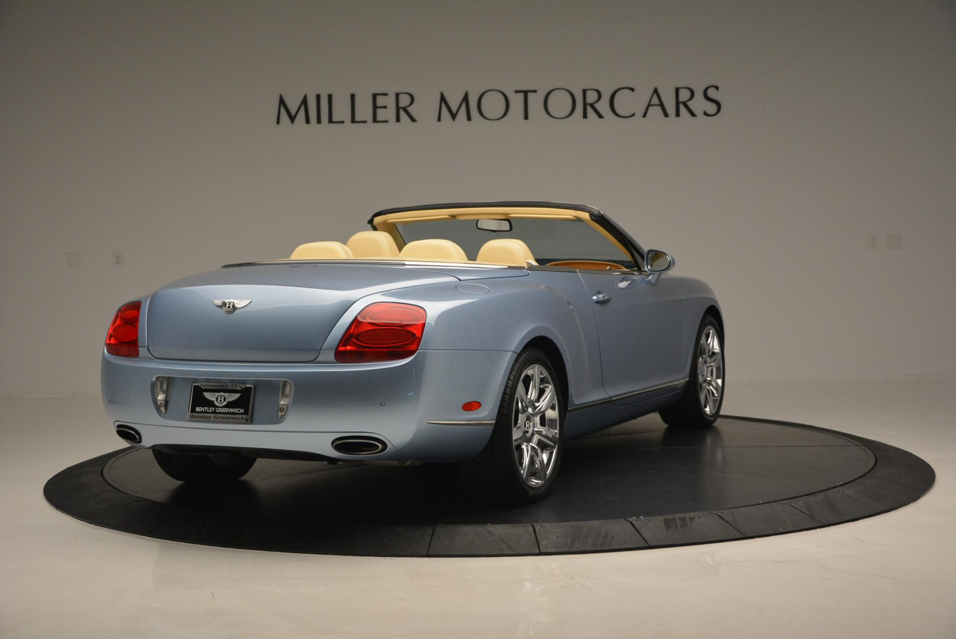Used 2007 Bentley Continental GTC  For Sale In Greenwich, CT 495_p7