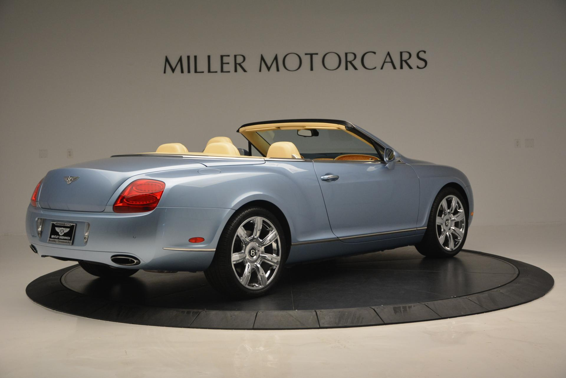 Used 2007 Bentley Continental GTC  For Sale In Greenwich, CT 495_p8