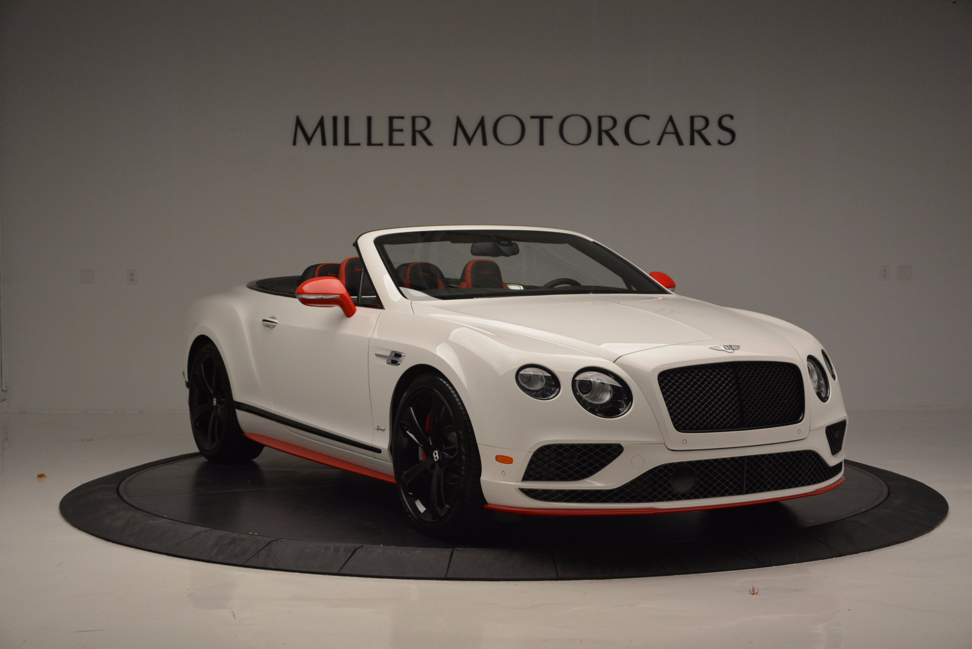 New 2017 Bentley Continental GT Speed For Sale In Greenwich, CT 497_p11