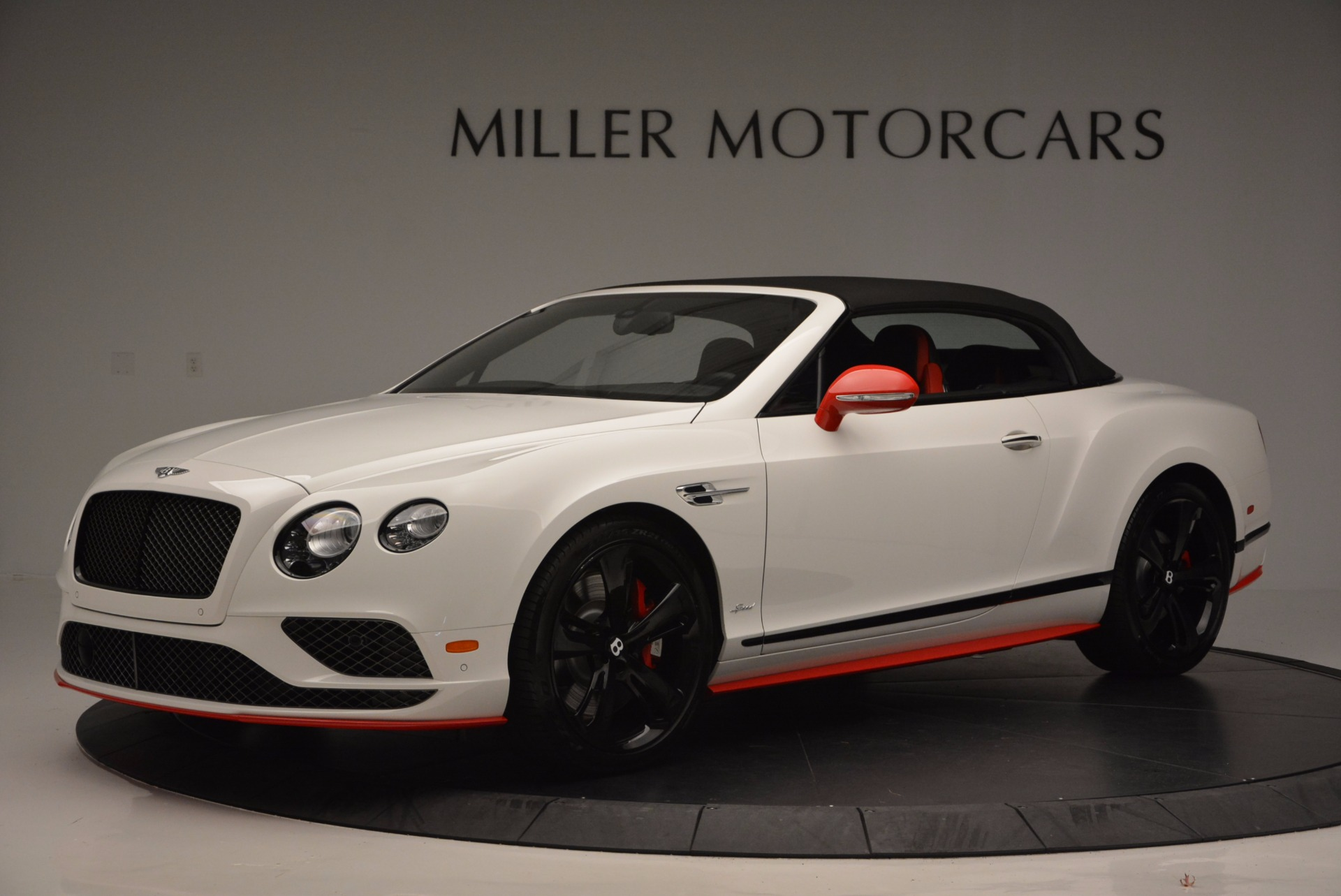 New 2017 Bentley Continental GT Speed For Sale In Greenwich, CT 497_p15