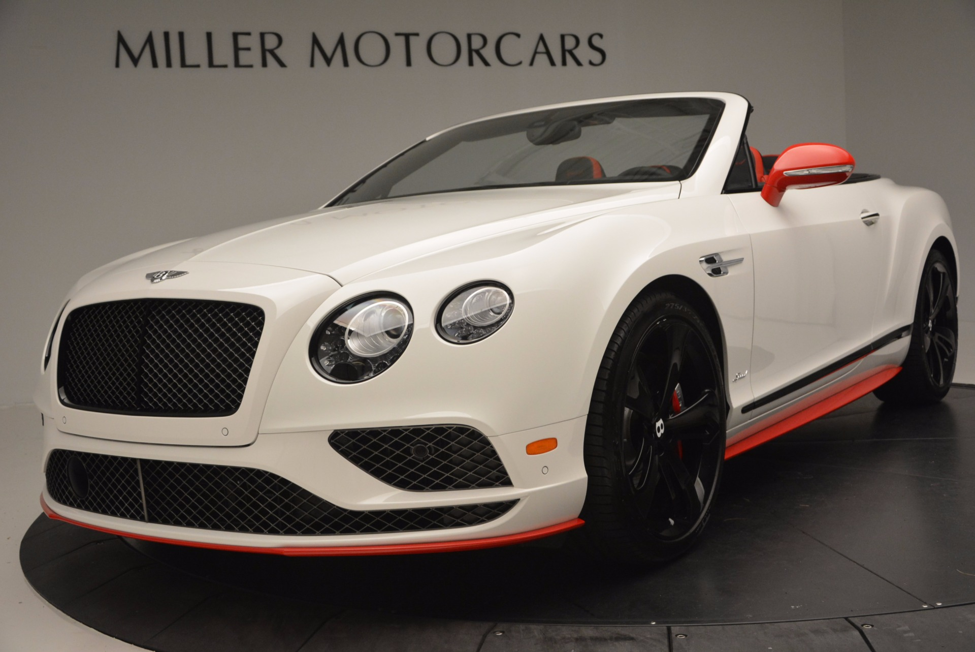 New 2017 Bentley Continental GT Speed For Sale In Greenwich, CT 497_p27
