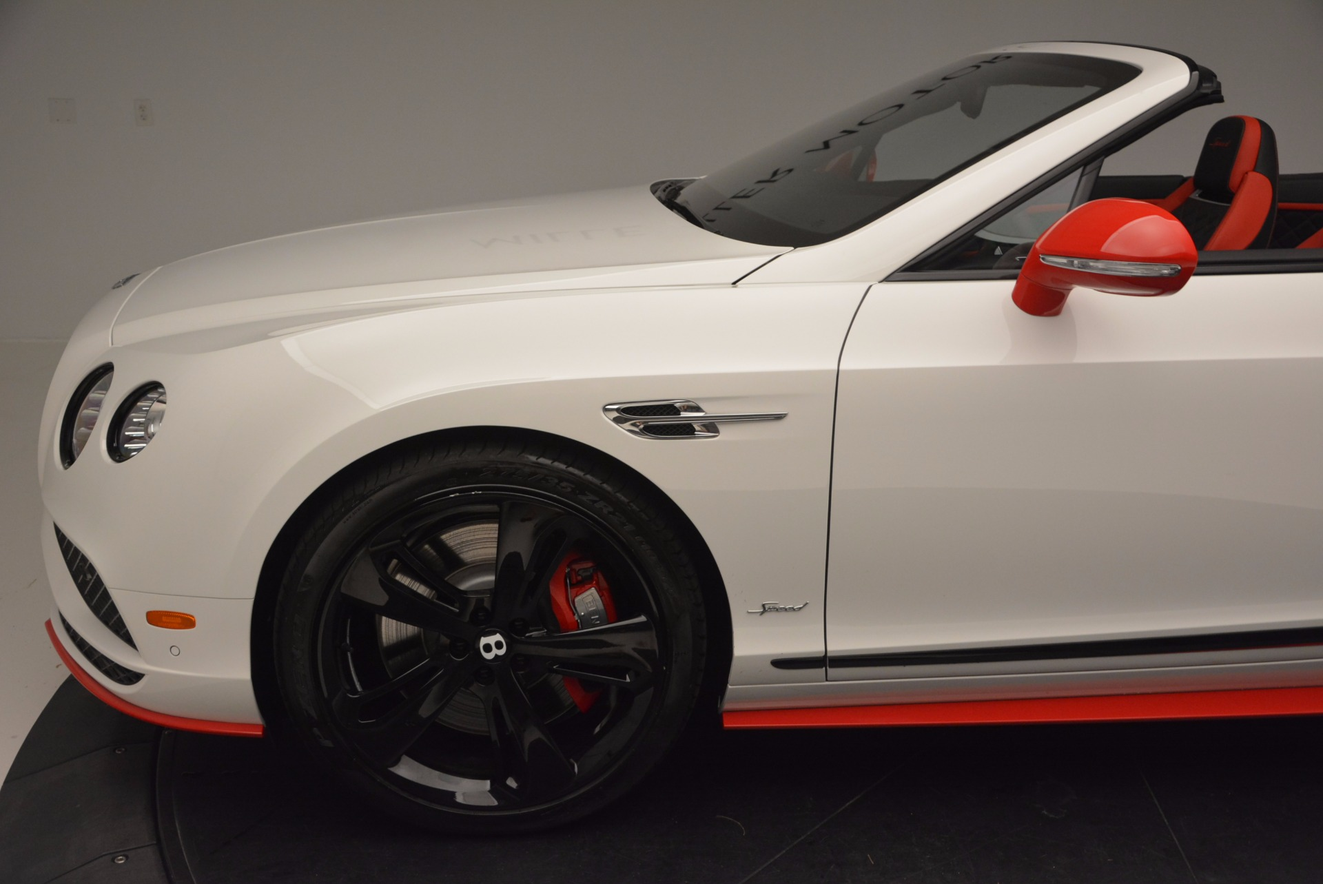 New 2017 Bentley Continental GT Speed For Sale In Greenwich, CT 497_p30