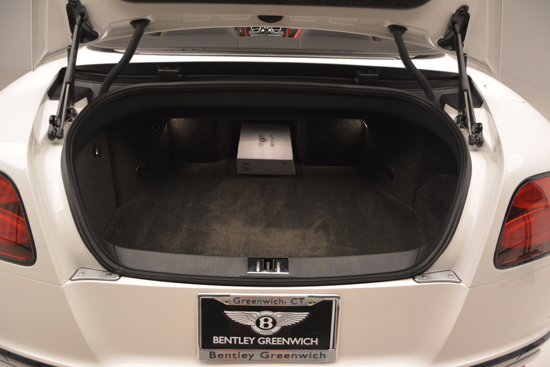 New 2017 Bentley Continental GT Speed For Sale In Greenwich, CT 497_p57
