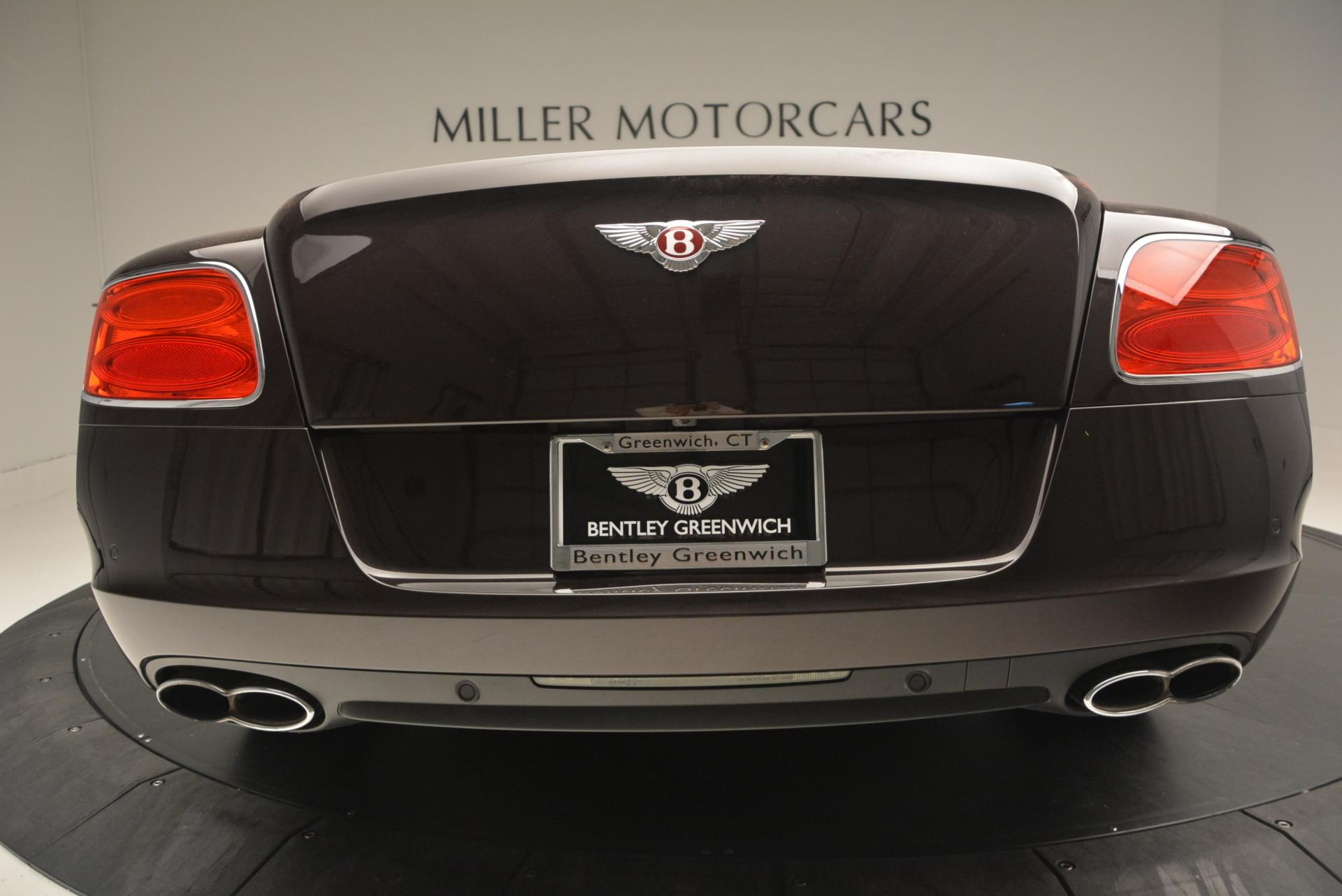 Used 2013 Bentley Continental GTC V8  For Sale In Greenwich, CT 498_p29