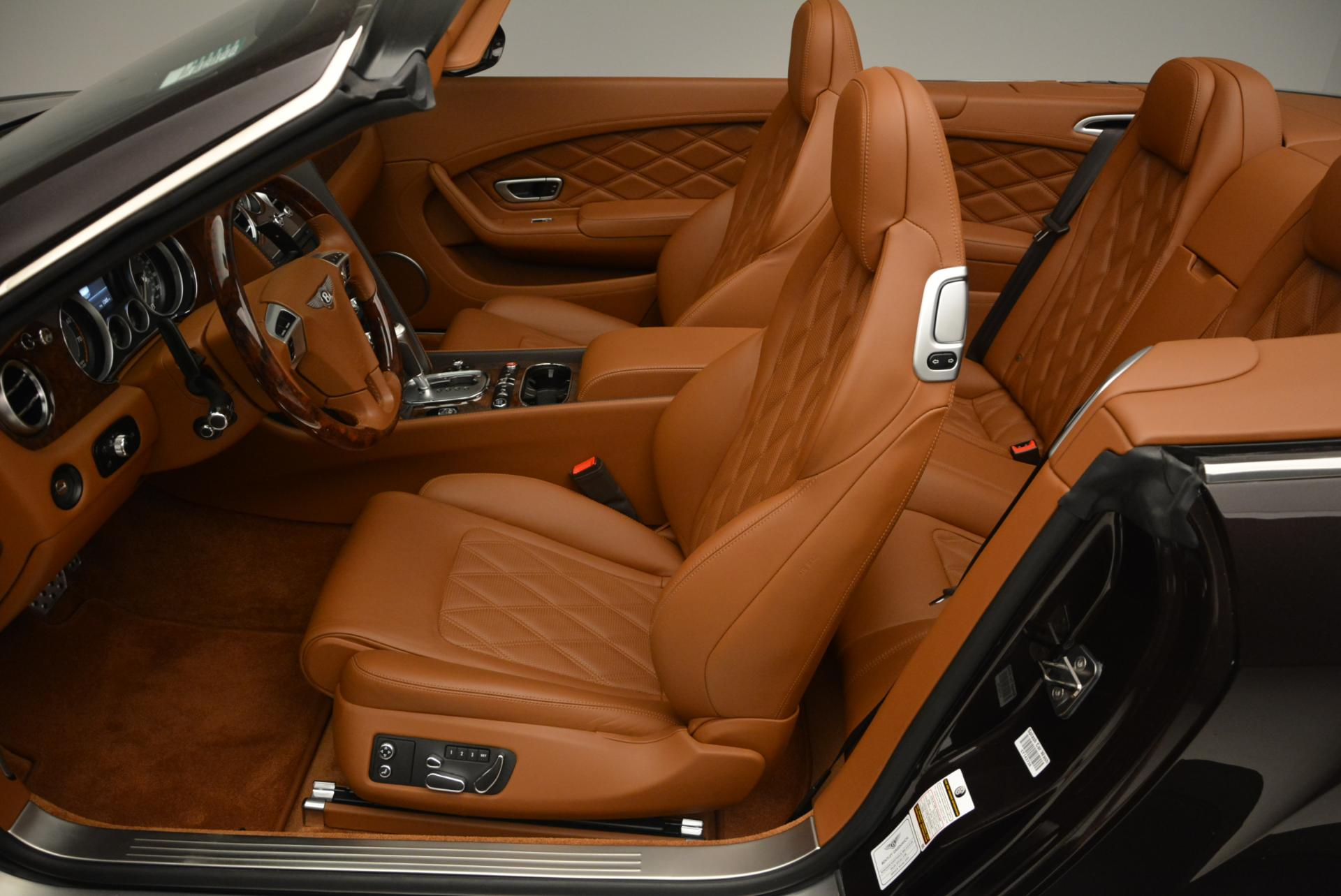 Used 2013 Bentley Continental GTC V8  For Sale In Greenwich, CT 498_p34