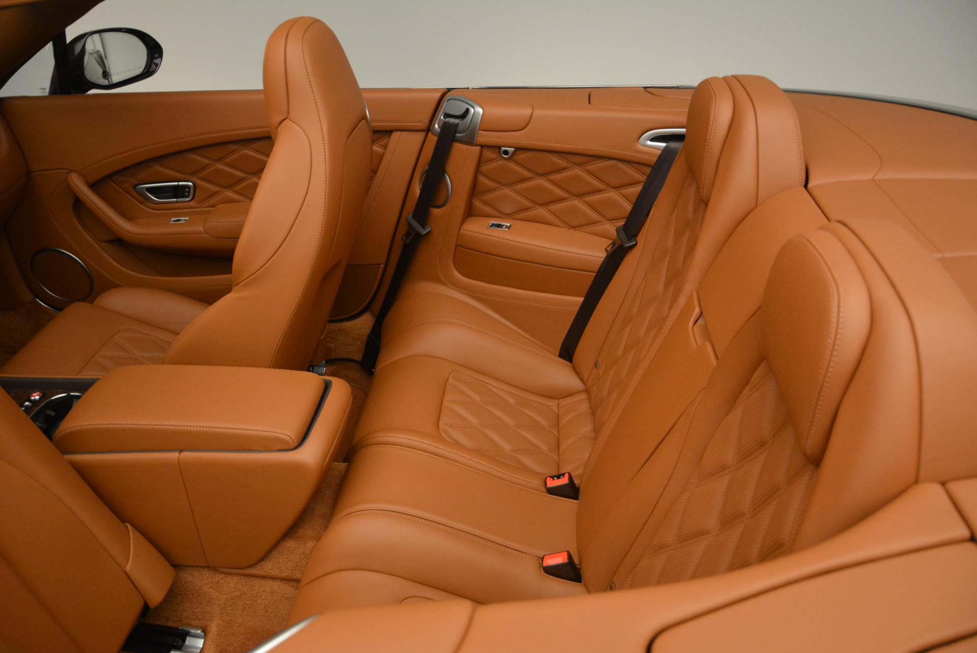 Used 2013 Bentley Continental GTC V8  For Sale In Greenwich, CT 498_p37