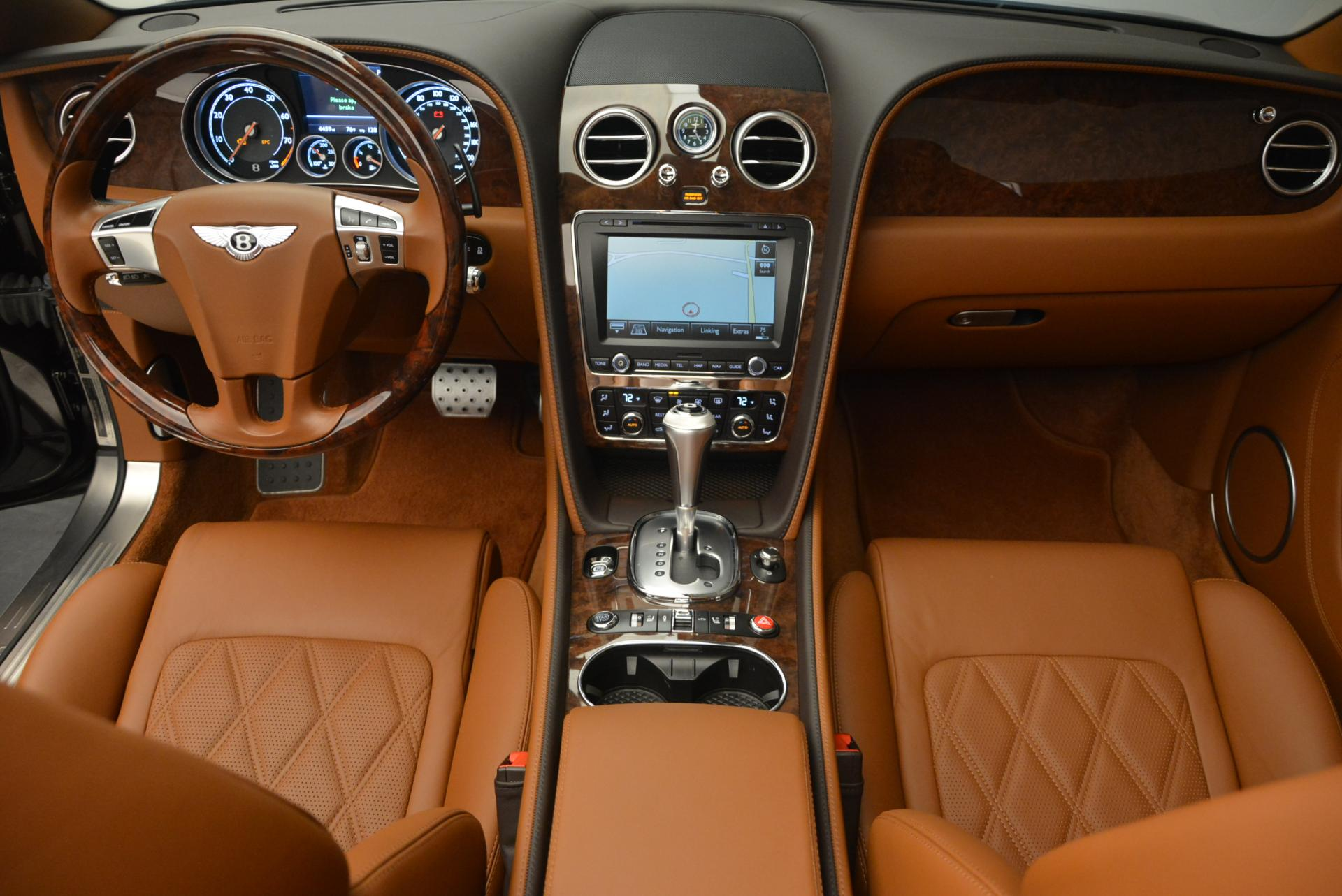 Used 2013 Bentley Continental GTC V8  For Sale In Greenwich, CT 498_p38