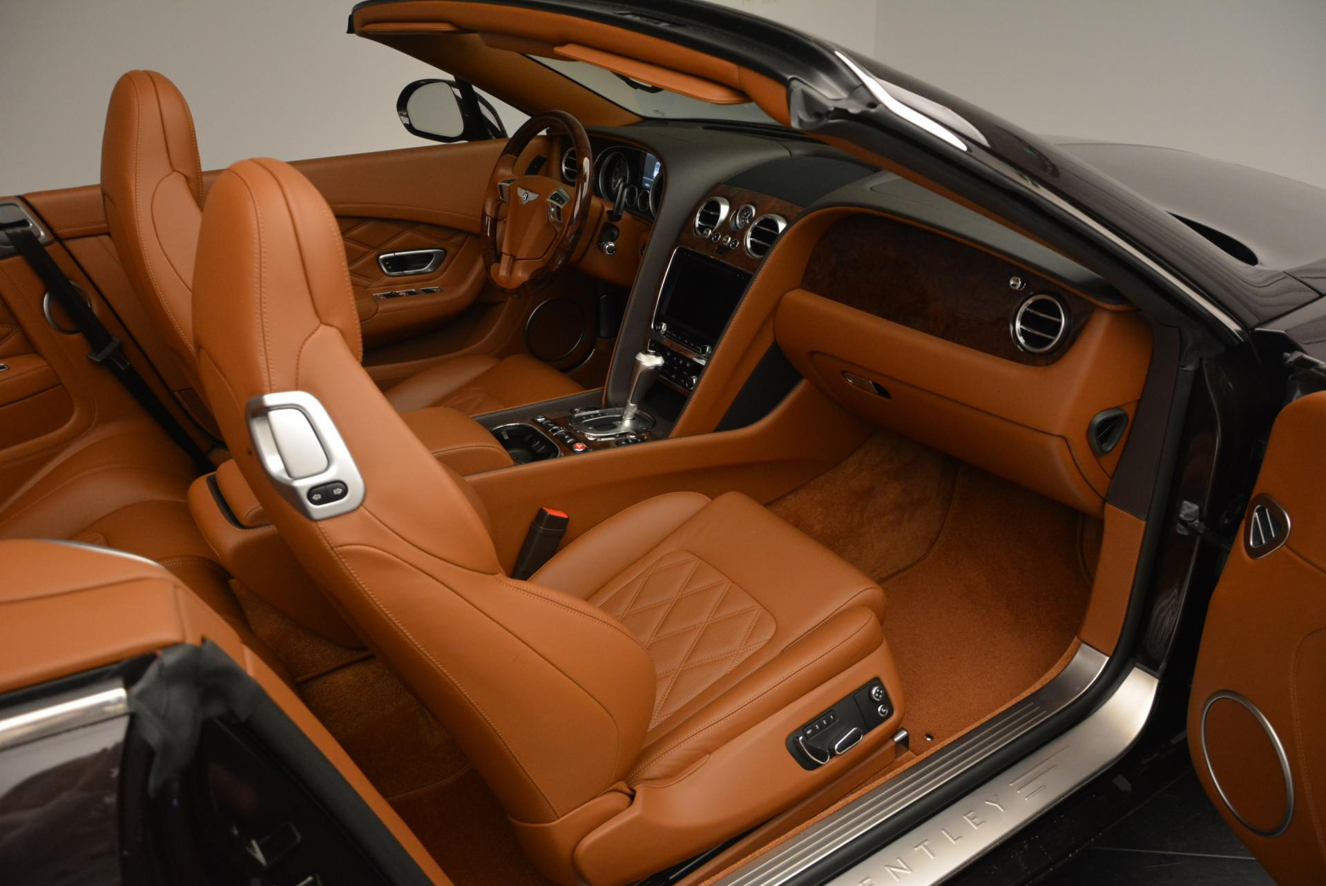 Used 2013 Bentley Continental GTC V8  For Sale In Greenwich, CT 498_p48