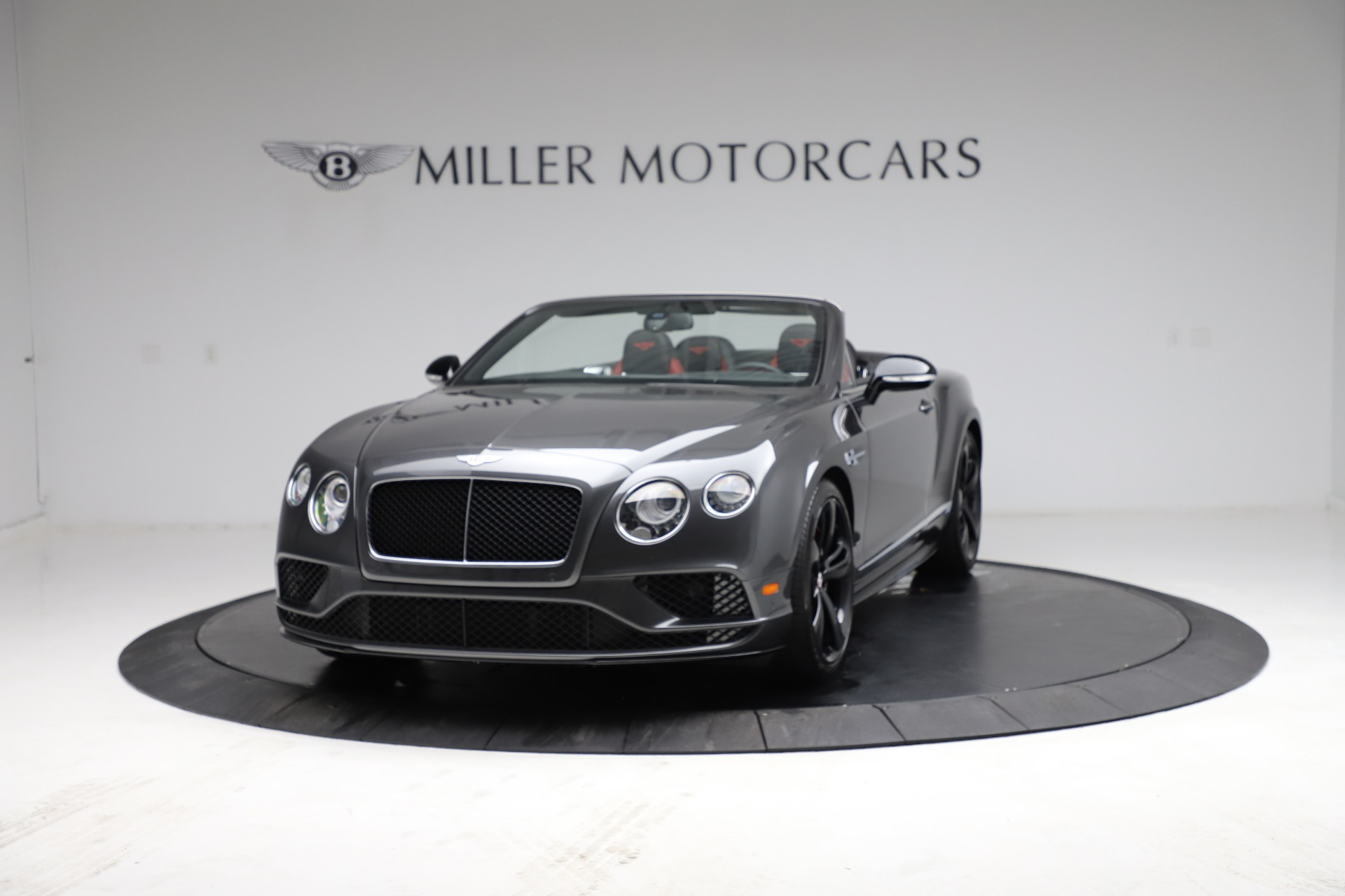 New 2017 Bentley Continental GT V8 S For Sale In Greenwich, CT 499_p2
