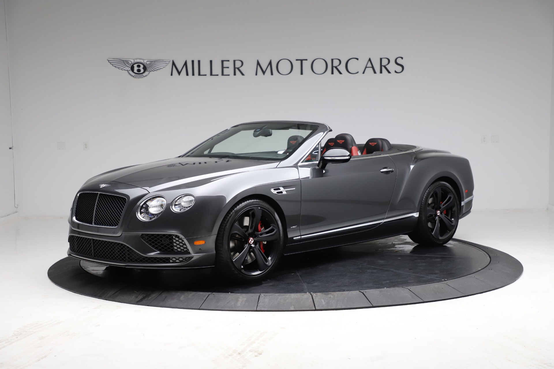 New 2017 Bentley Continental GT V8 S For Sale In Greenwich, CT 499_p3