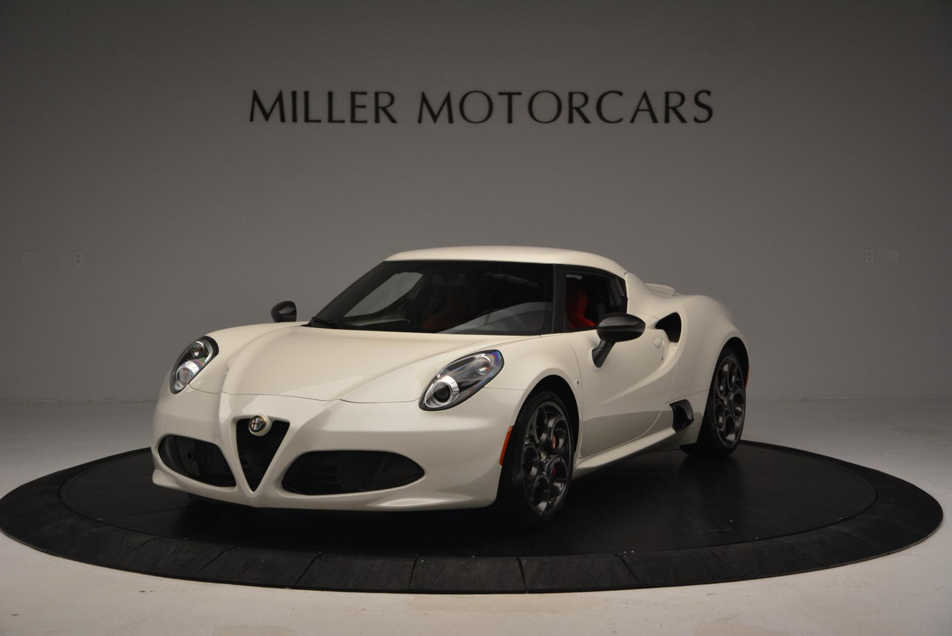 Used 2015 Alfa Romeo 4C  For Sale In Greenwich, CT 5_main