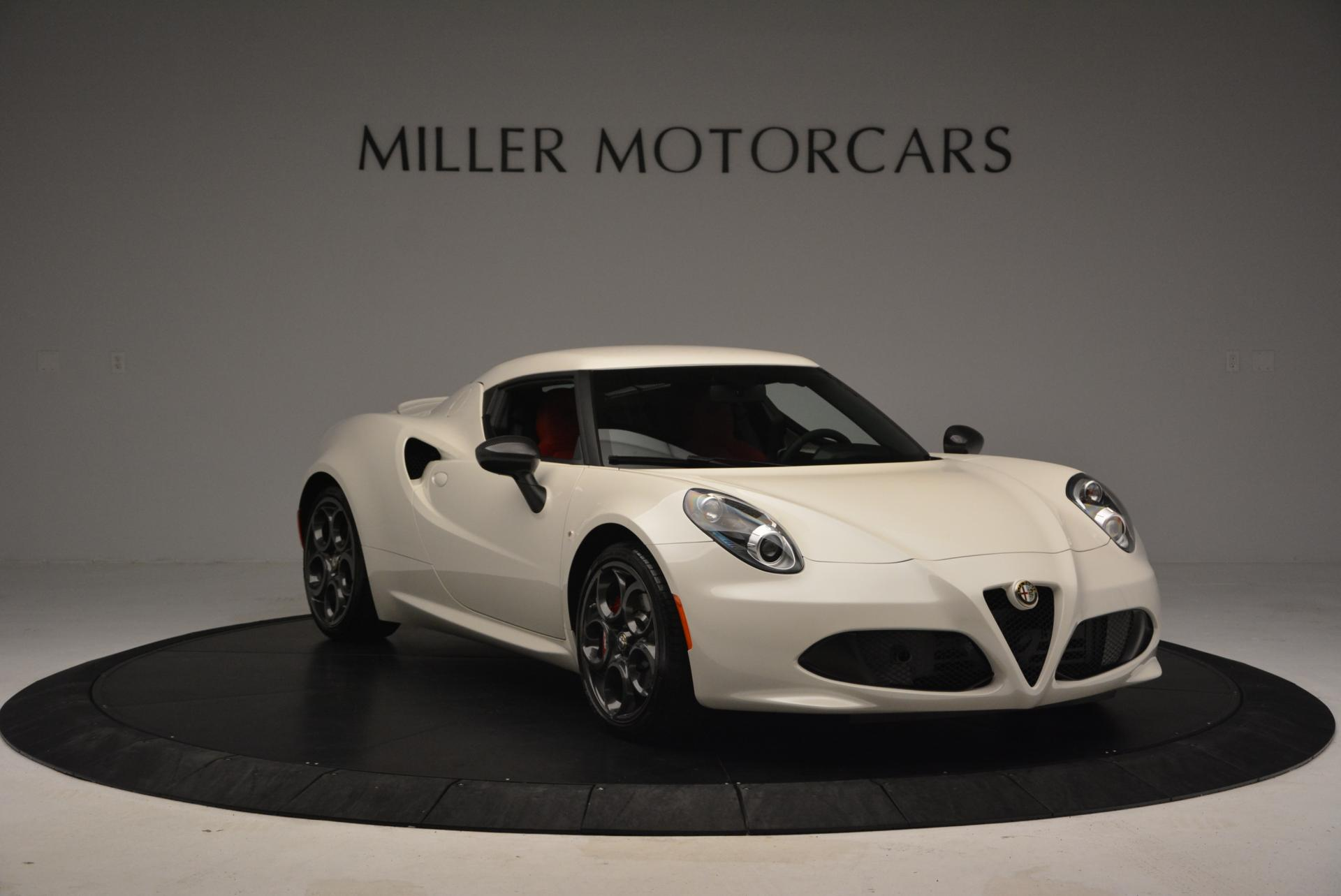 Used 2015 Alfa Romeo 4C  For Sale In Greenwich, CT 5_p11