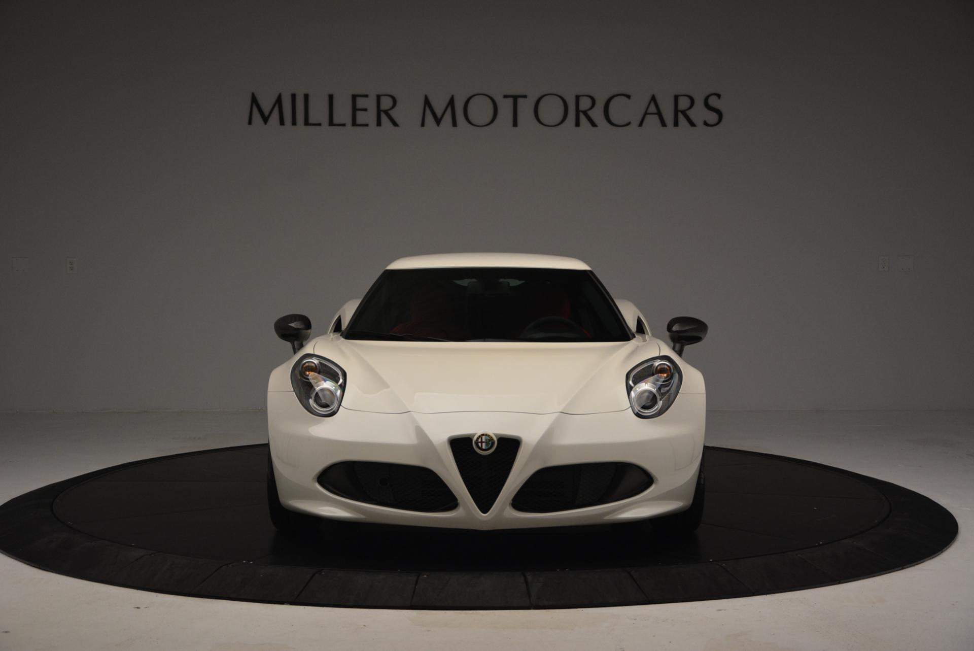 Used 2015 Alfa Romeo 4C  For Sale In Greenwich, CT 5_p12