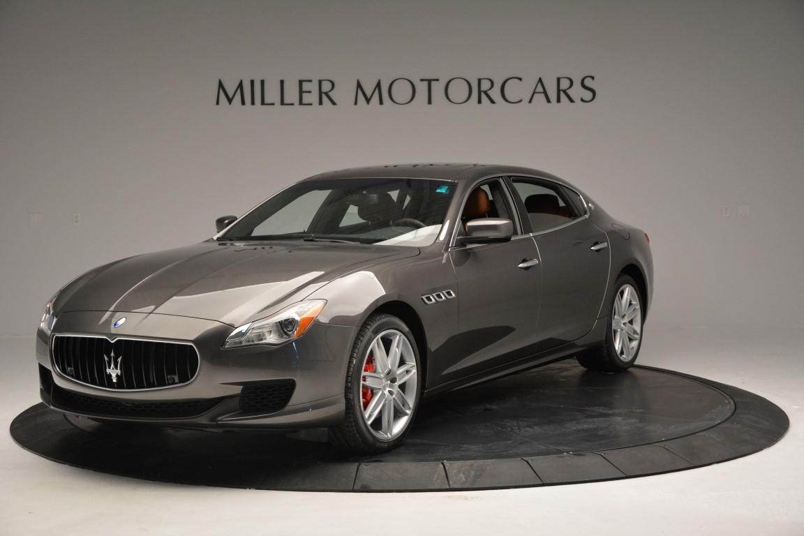 New 2016 Maserati Quattroporte S Q4 For Sale In Greenwich, CT