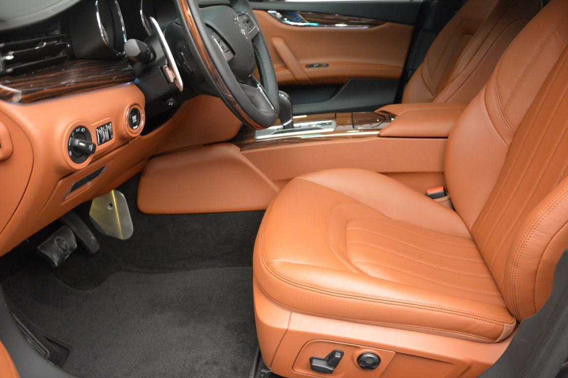 New 2016 Maserati Quattroporte S Q4 For Sale In Greenwich, CT 50_p14