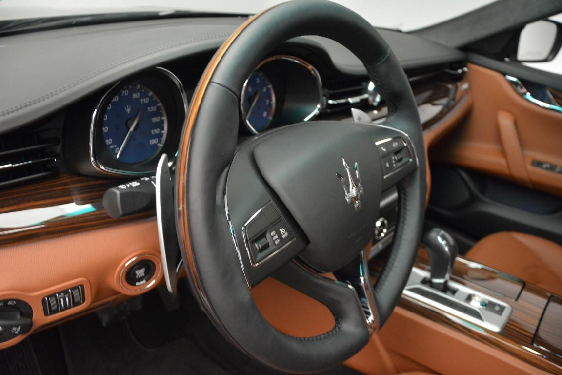 New 2016 Maserati Quattroporte S Q4 For Sale In Greenwich, CT 50_p17