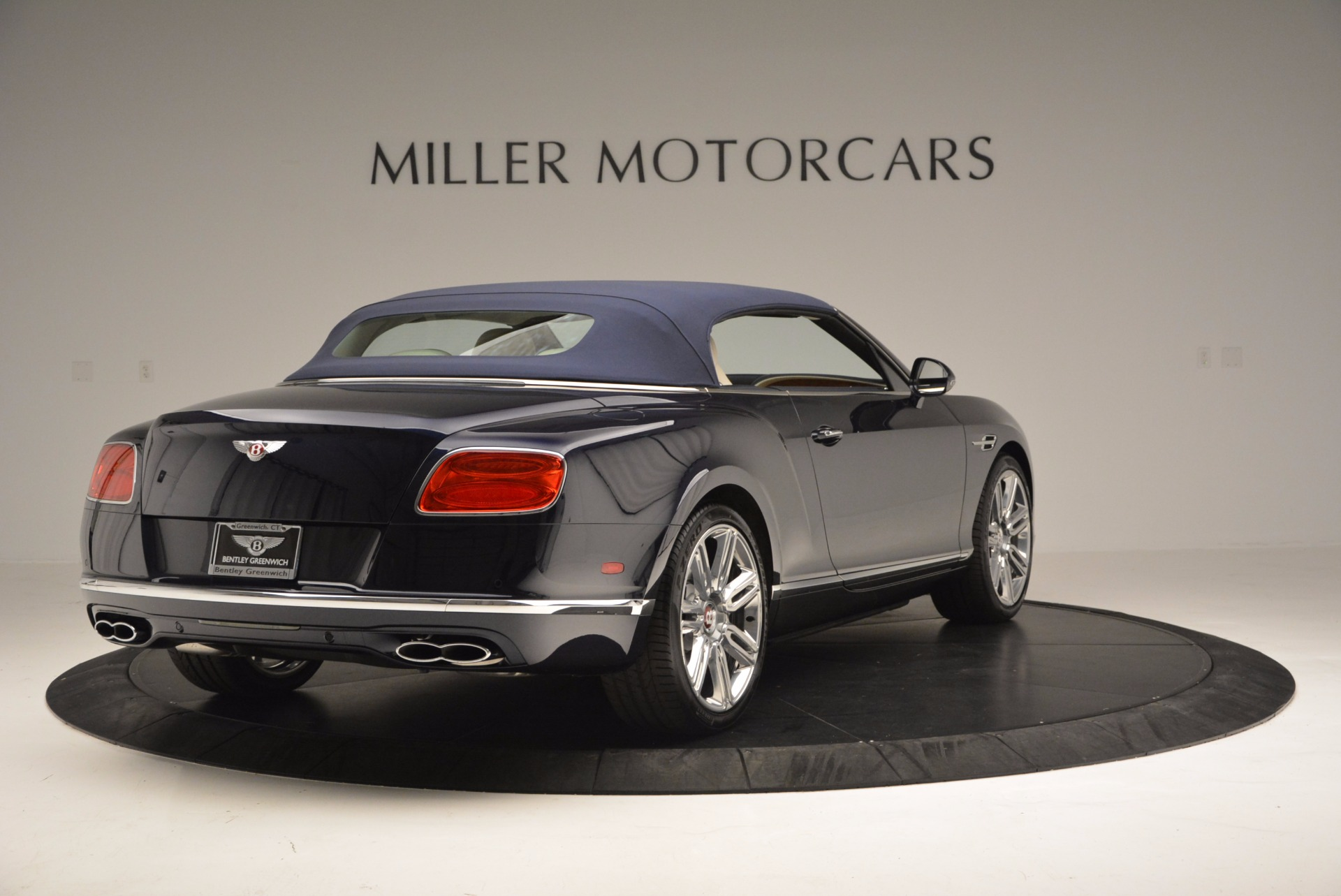 New 2017 Bentley Continental GT V8 For Sale In Greenwich, CT 500_p18