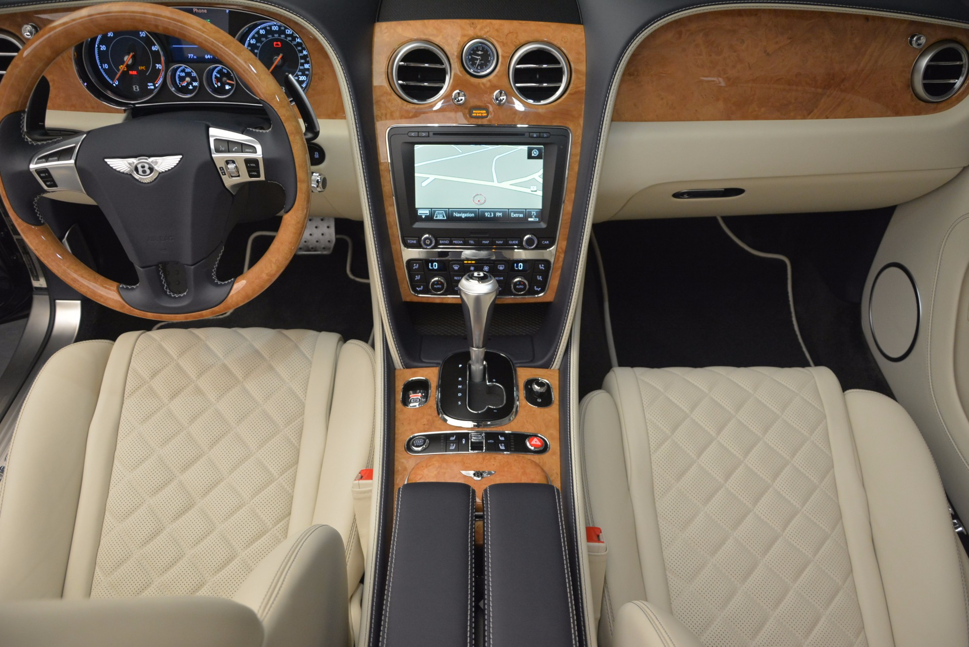 New 2017 Bentley Continental GT V8 For Sale In Greenwich, CT 500_p34
