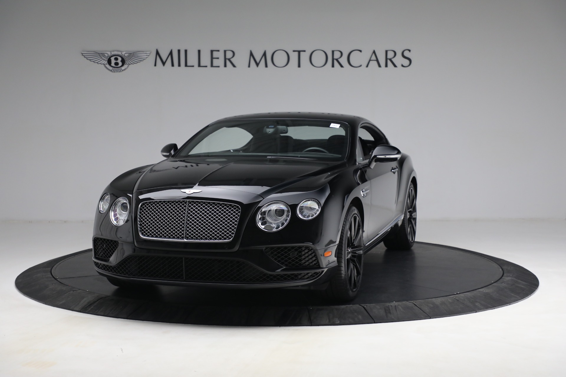 New 2017 Bentley Continental GT V8 For Sale In Greenwich, CT 501_main