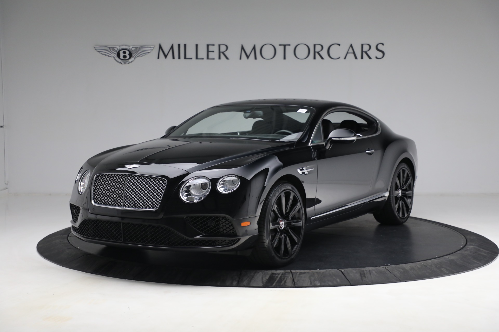 New 2017 Bentley Continental GT V8 For Sale In Greenwich, CT 501_p2