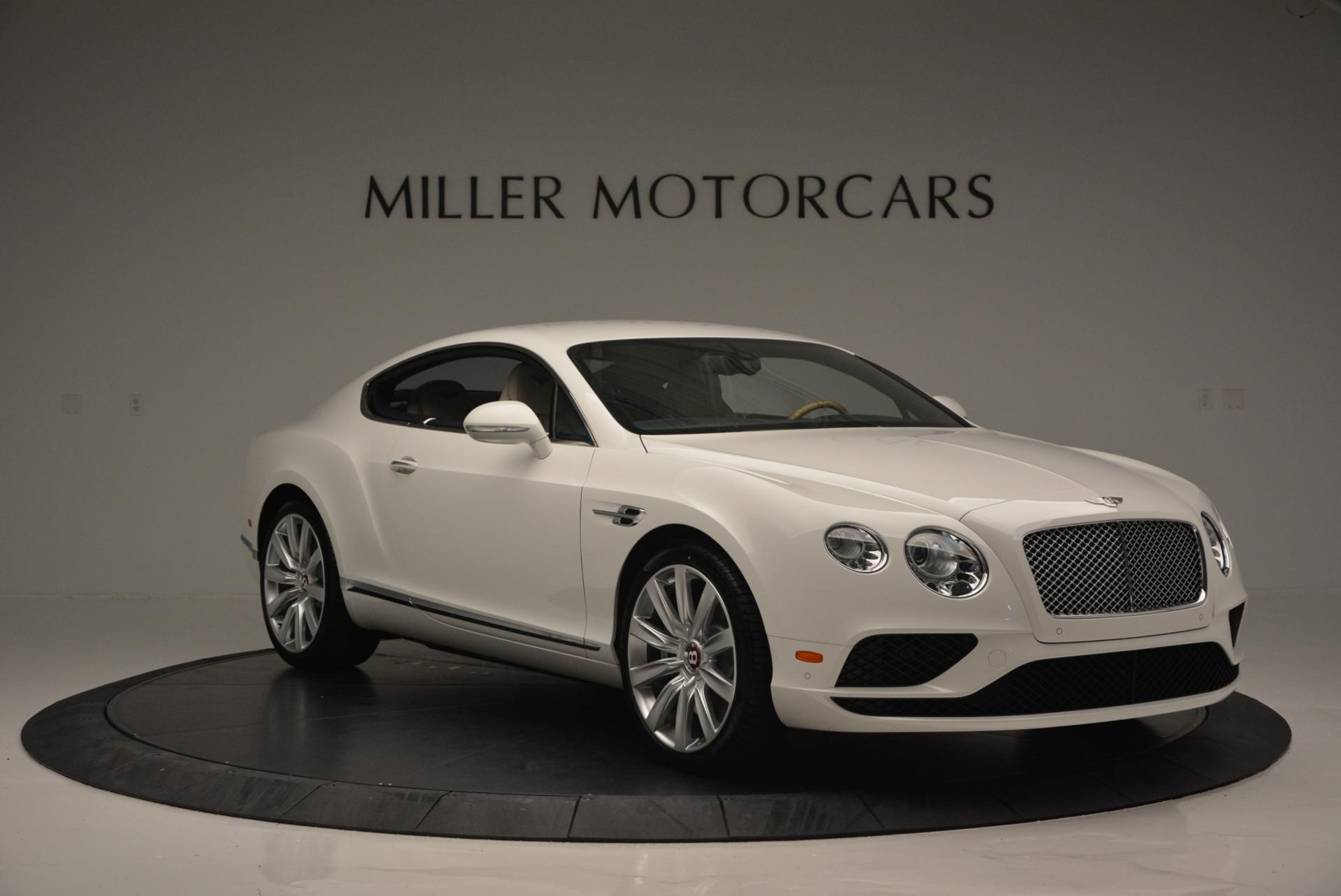 New 2016 Bentley Continental GT V8 For Sale In Greenwich, CT 502_p11