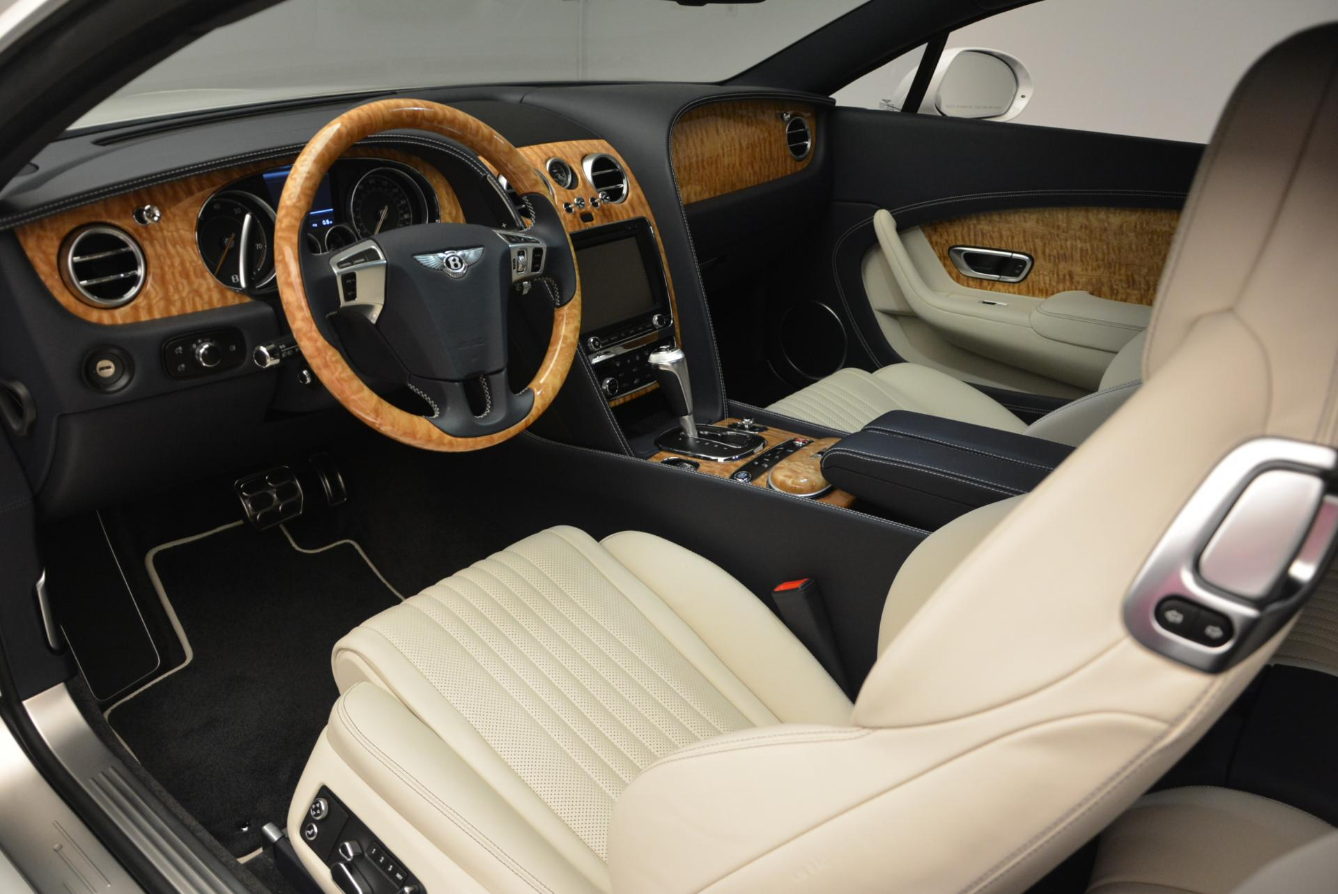 New 2016 Bentley Continental GT V8 For Sale In Greenwich, CT 502_p18