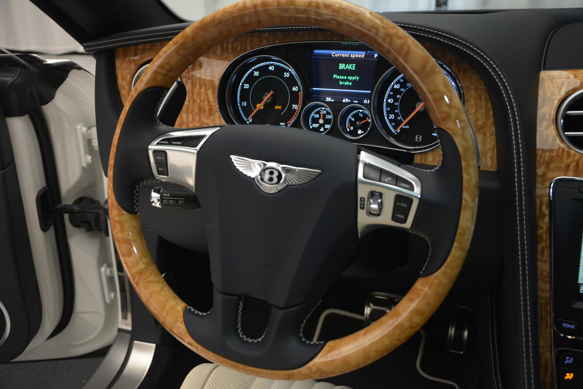 New 2016 Bentley Continental GT V8 For Sale In Greenwich, CT 502_p23