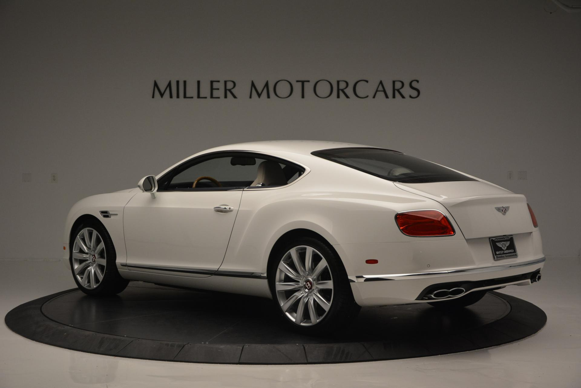 New 2016 Bentley Continental GT V8 For Sale In Greenwich, CT 502_p4