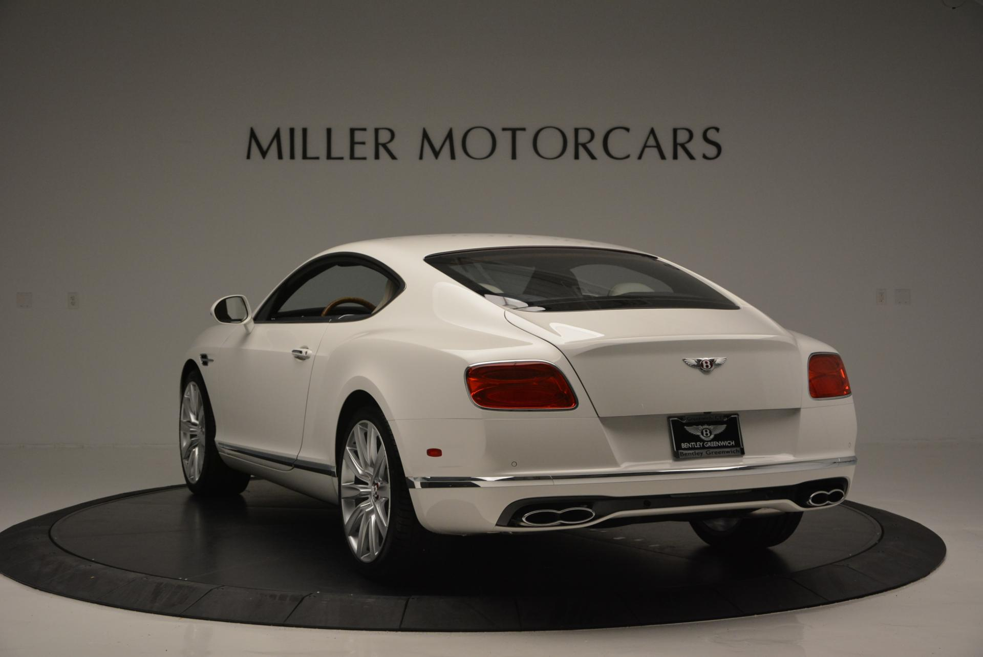 New 2016 Bentley Continental GT V8 For Sale In Greenwich, CT 502_p5