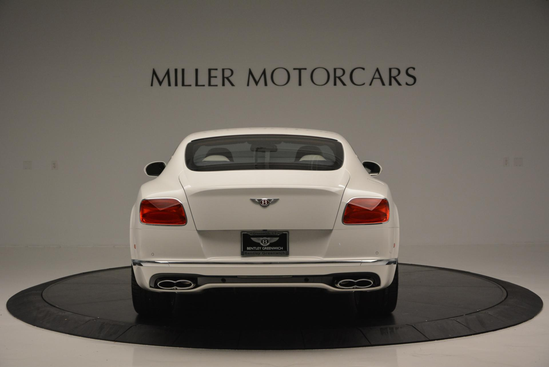 New 2016 Bentley Continental GT V8 For Sale In Greenwich, CT 502_p6