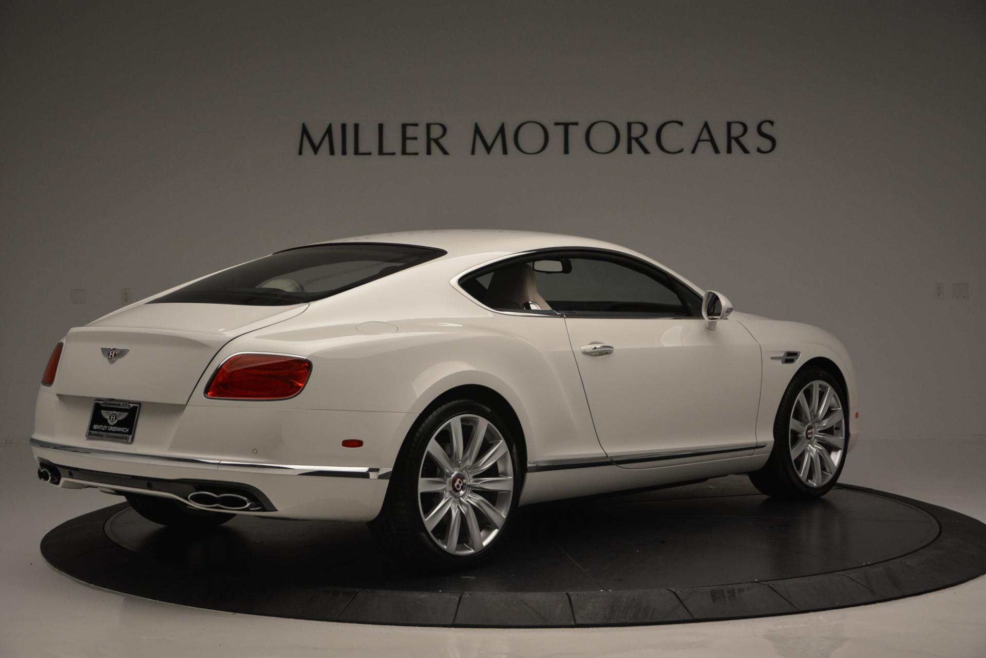 New 2016 Bentley Continental GT V8 For Sale In Greenwich, CT 502_p8