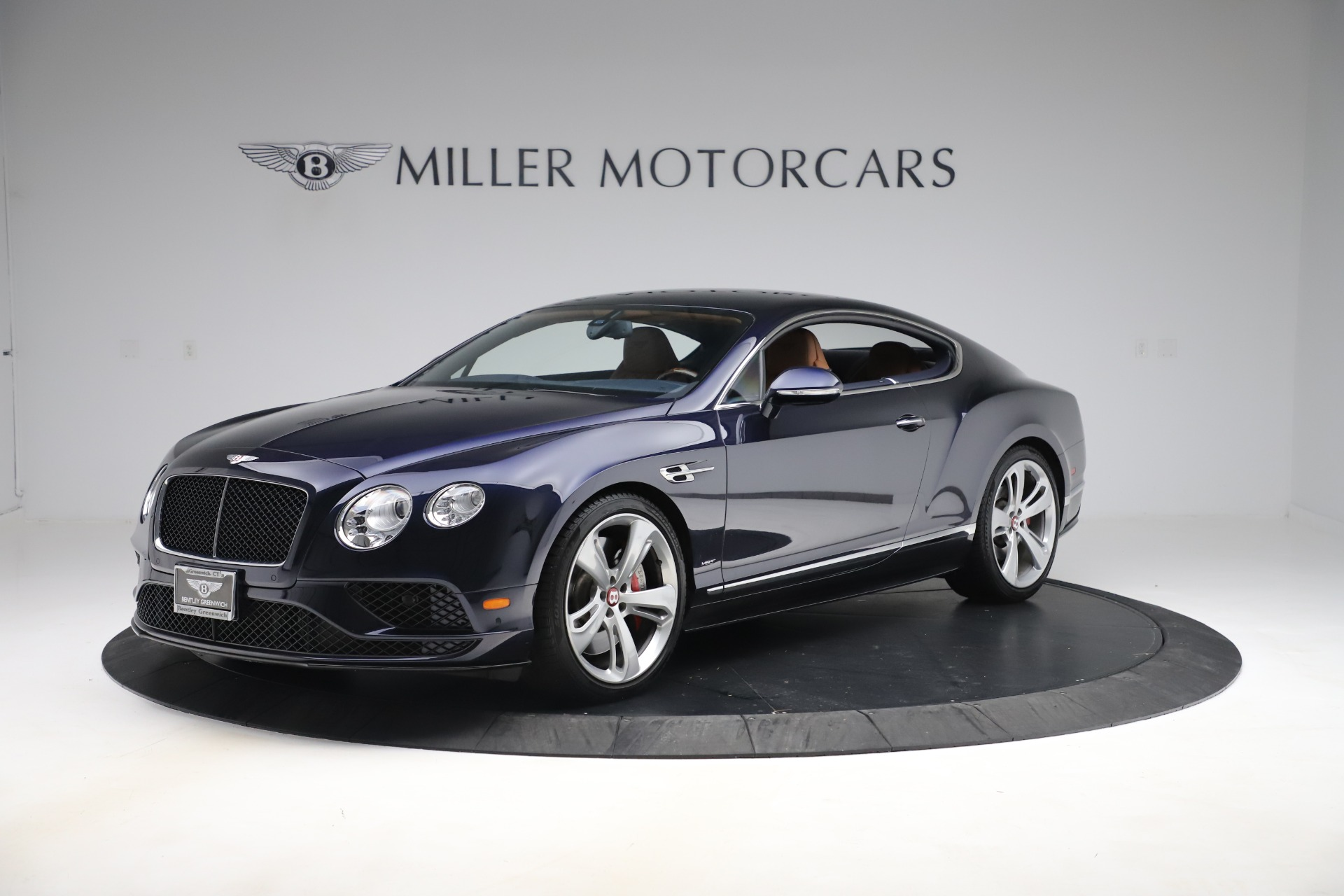 Used 2017 Bentley Continental GT V8 S For Sale In Greenwich, CT 503_main