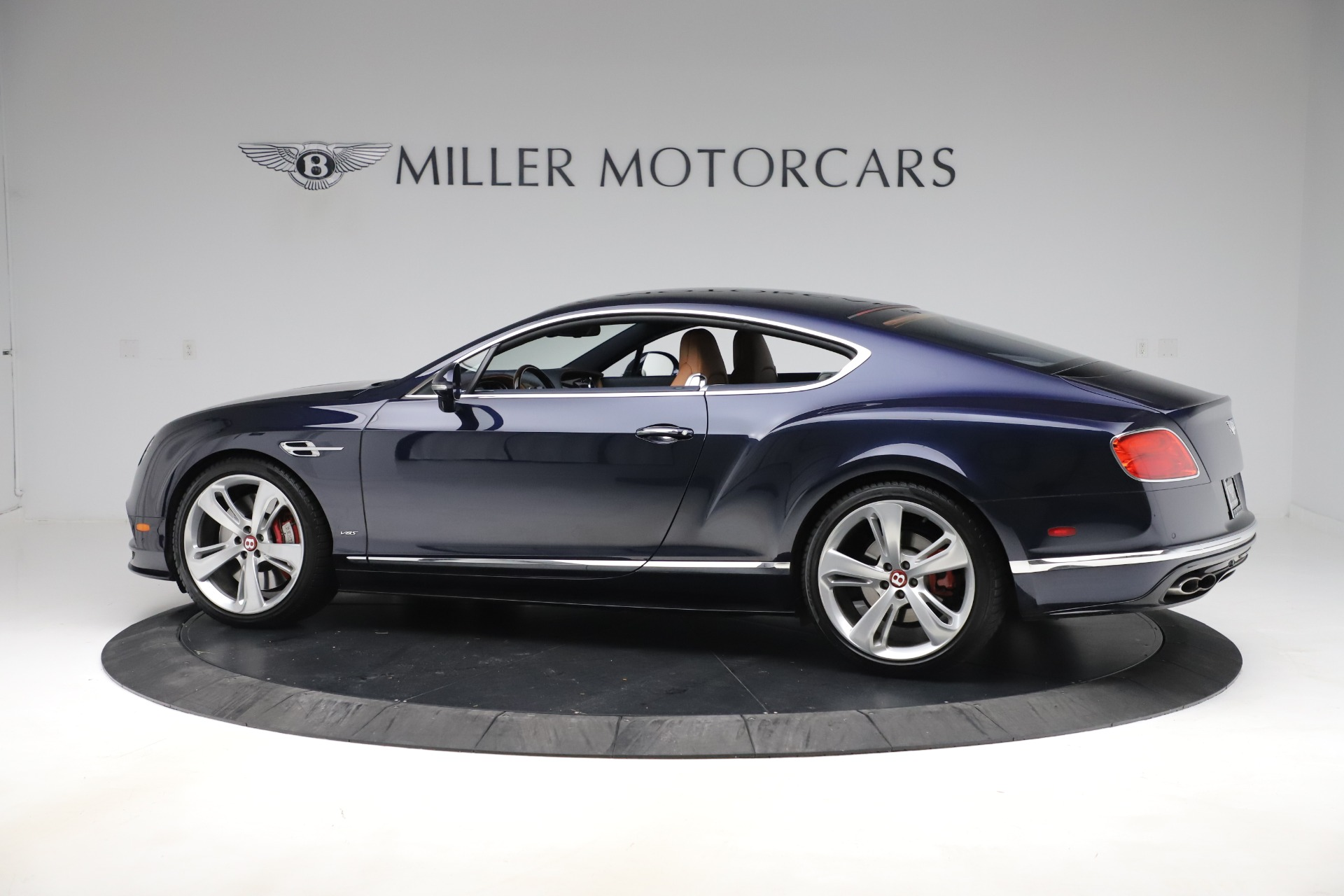 Used 2017 Bentley Continental GT V8 S For Sale In Greenwich, CT 503_p3