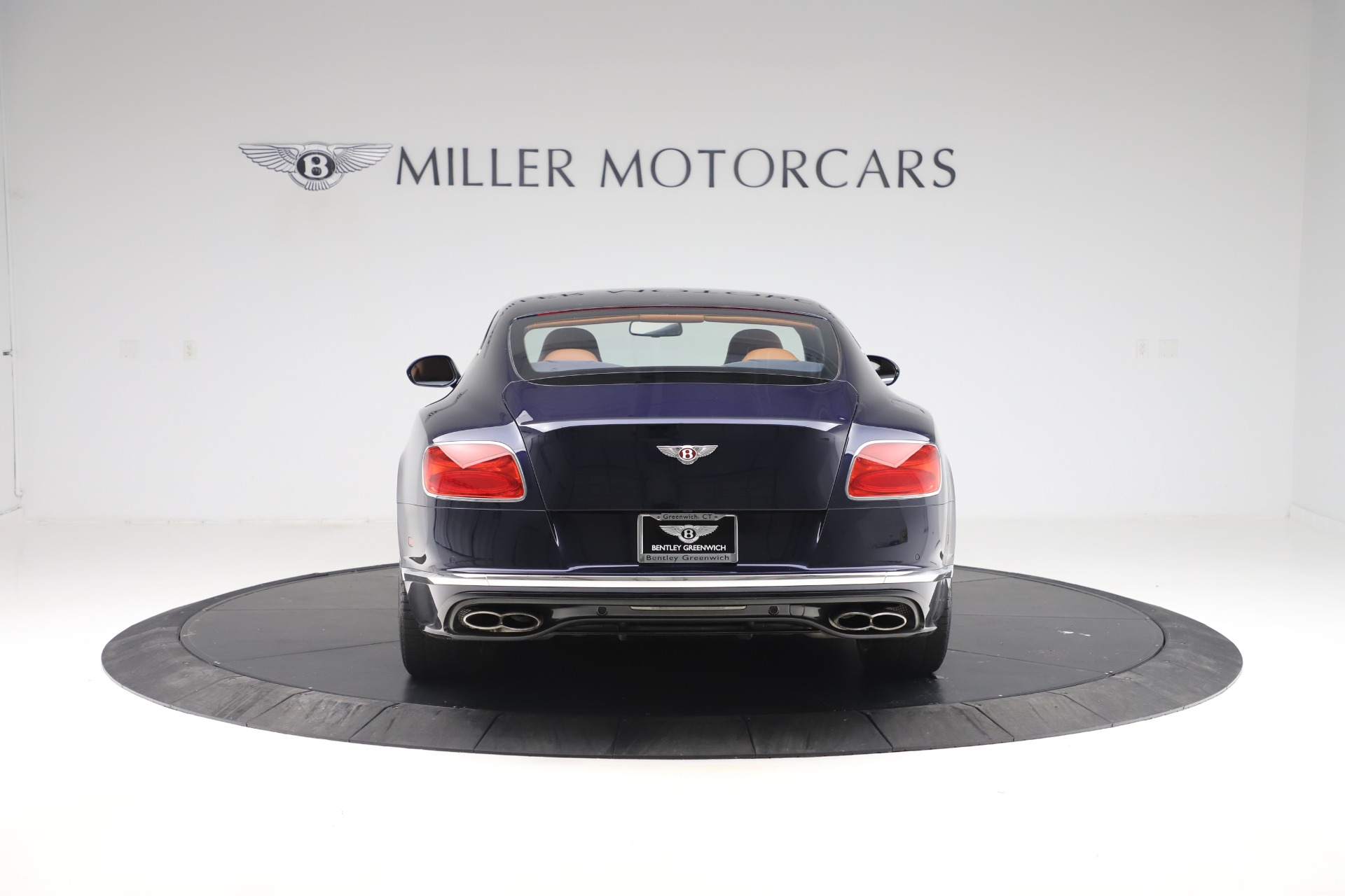 Used 2017 Bentley Continental GT V8 S For Sale In Greenwich, CT 503_p5