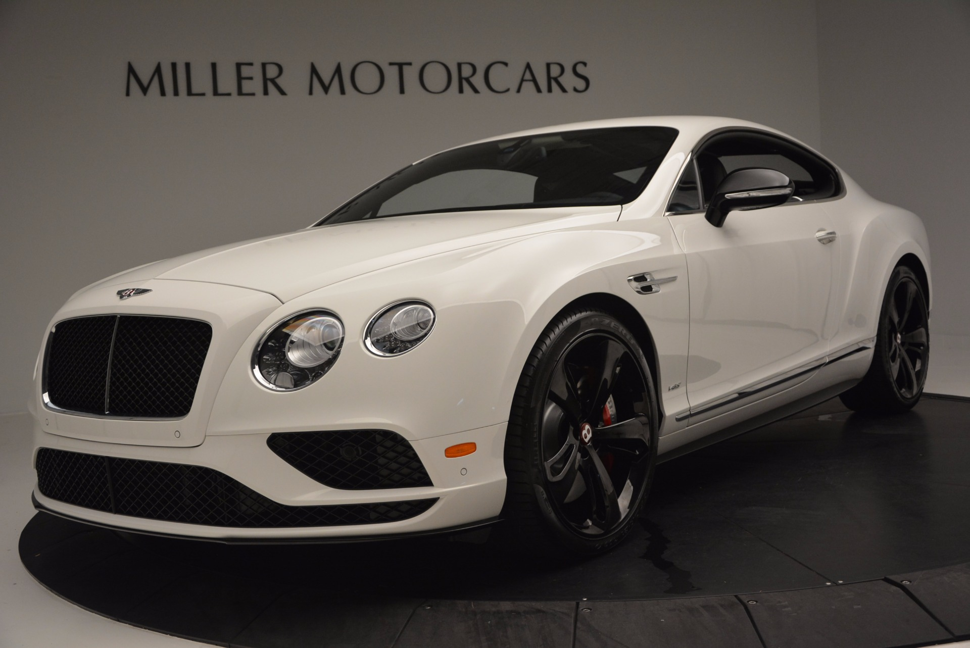 New 2017 Bentley Continental GT V8 S For Sale In Greenwich, CT 504_p16