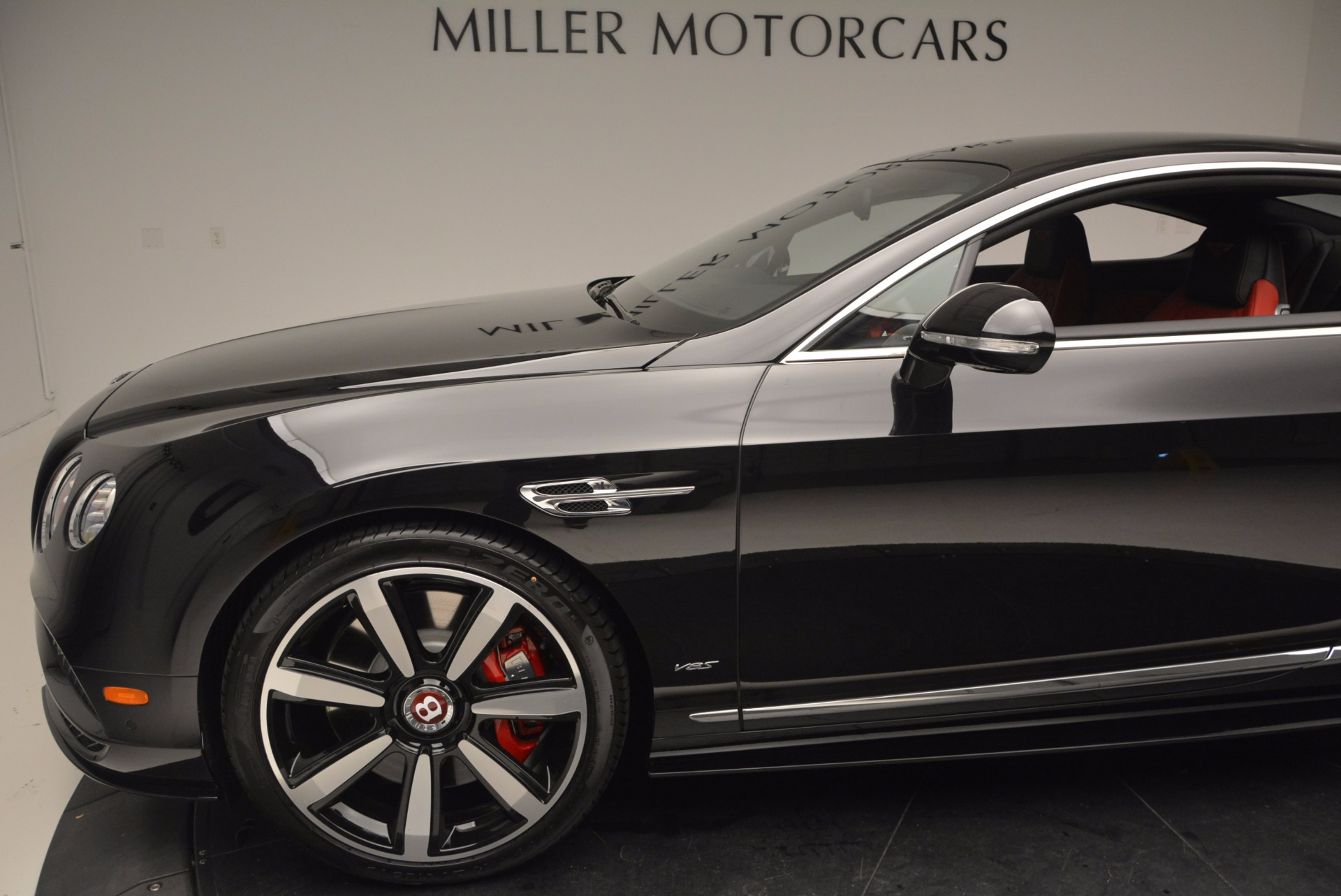 New 2017 Bentley Continental GT V8 S For Sale In Greenwich, CT 505_p18